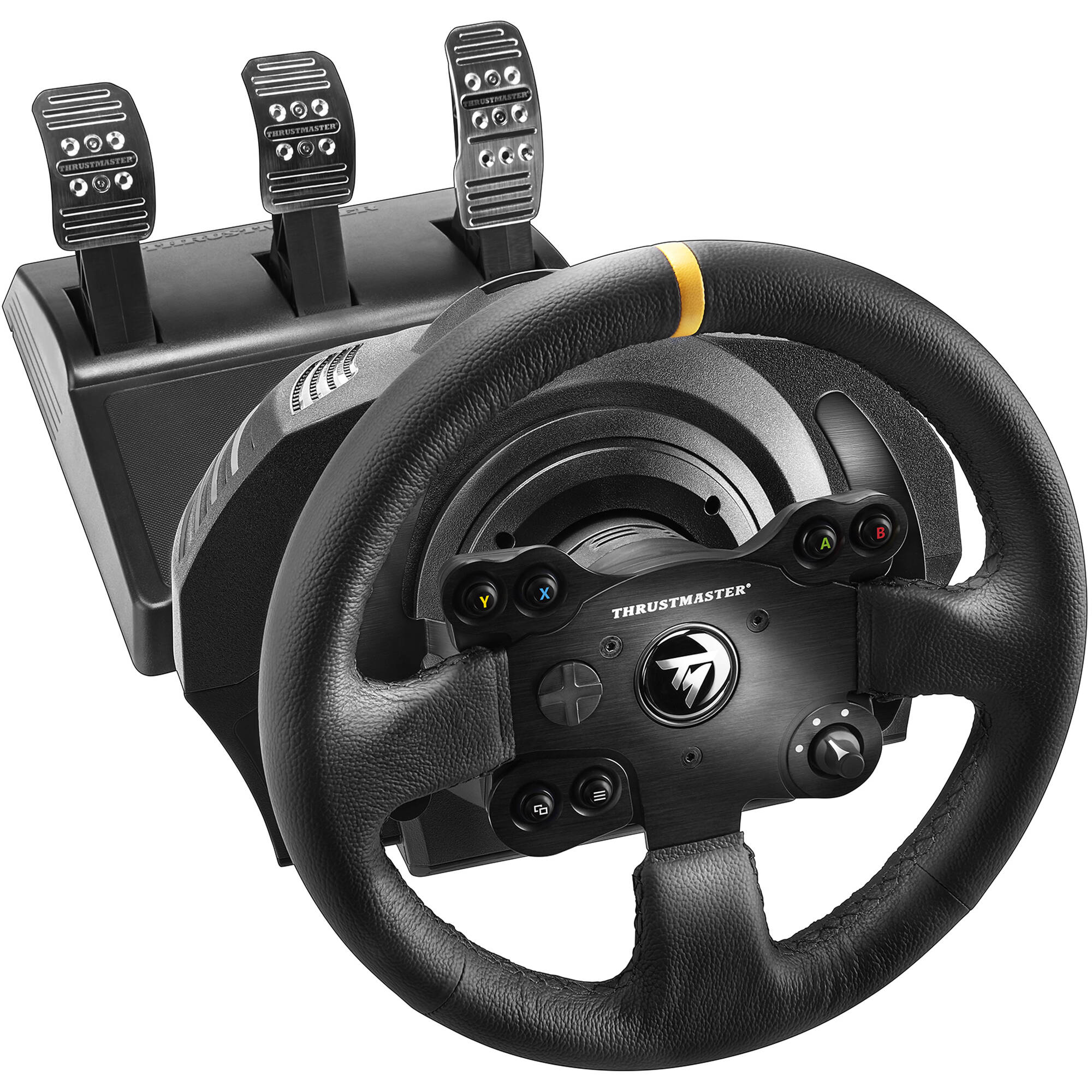 thrustmaster tx racing wheel leather edition 4469021 b h photo. Black Bedroom Furniture Sets. Home Design Ideas