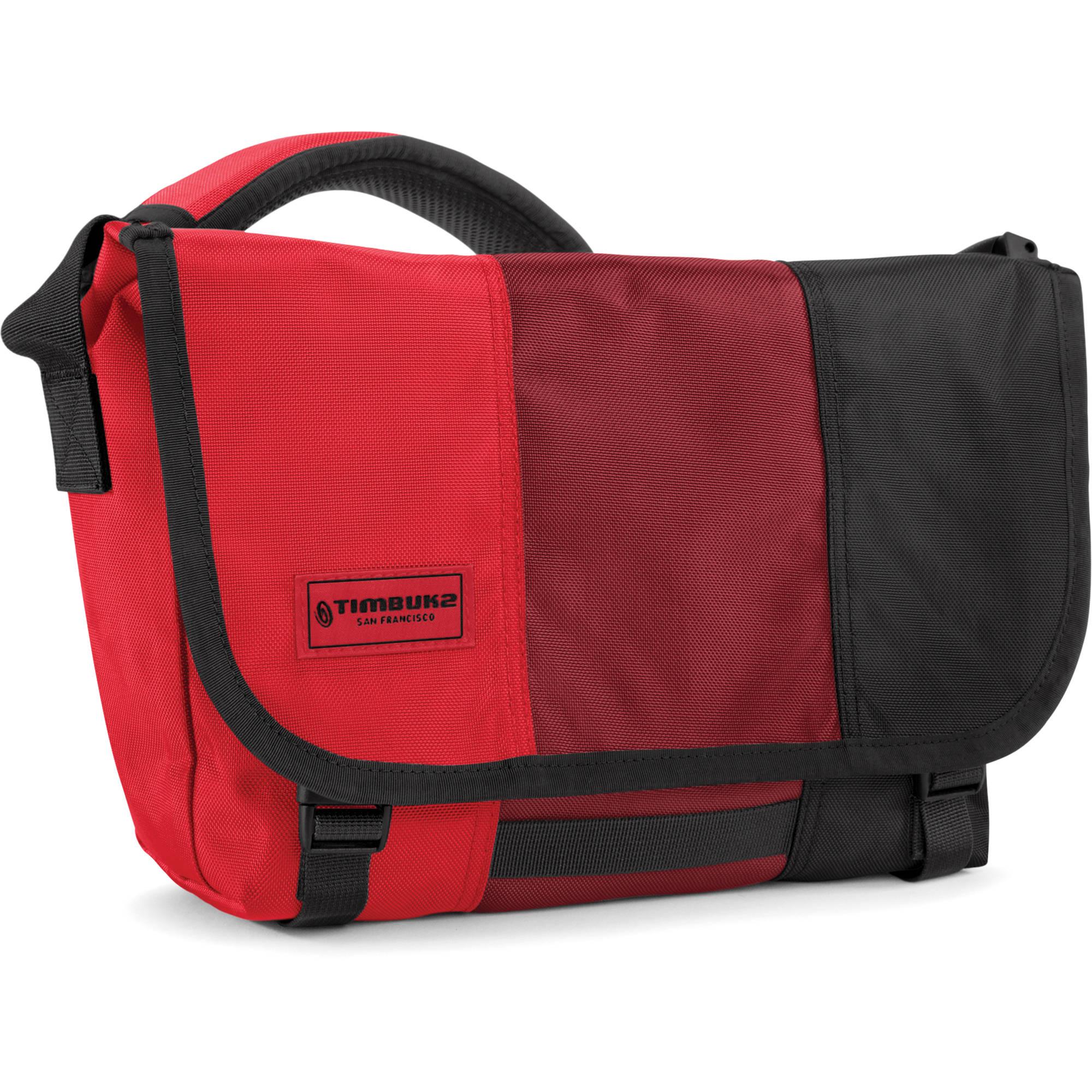 Timbuk2 Classic Messenger Bag (Extra Small, Diablo) 116-1-6061