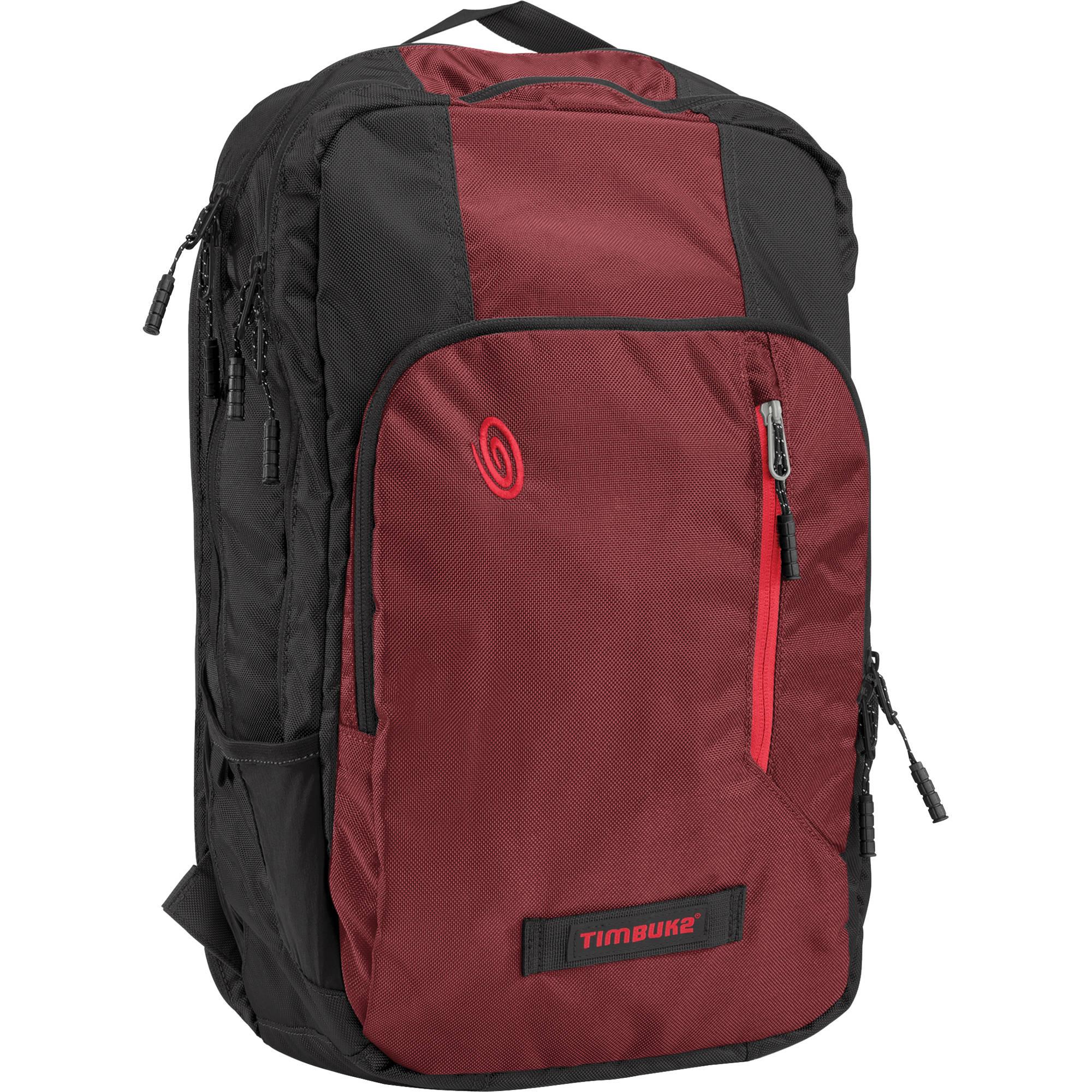 640bea911ee Timbuk2 Uptown Laptop TSA-Friendly Backpack (Red) 347-3-6061 B&H