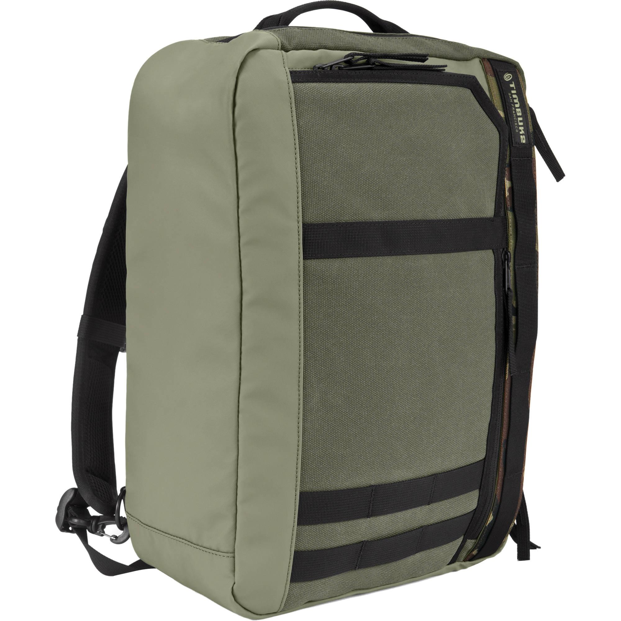 2601e324fa7 Timbuk2 Ace Laptop Backpack Messenger Bag (Fatigue) 354-4-5708