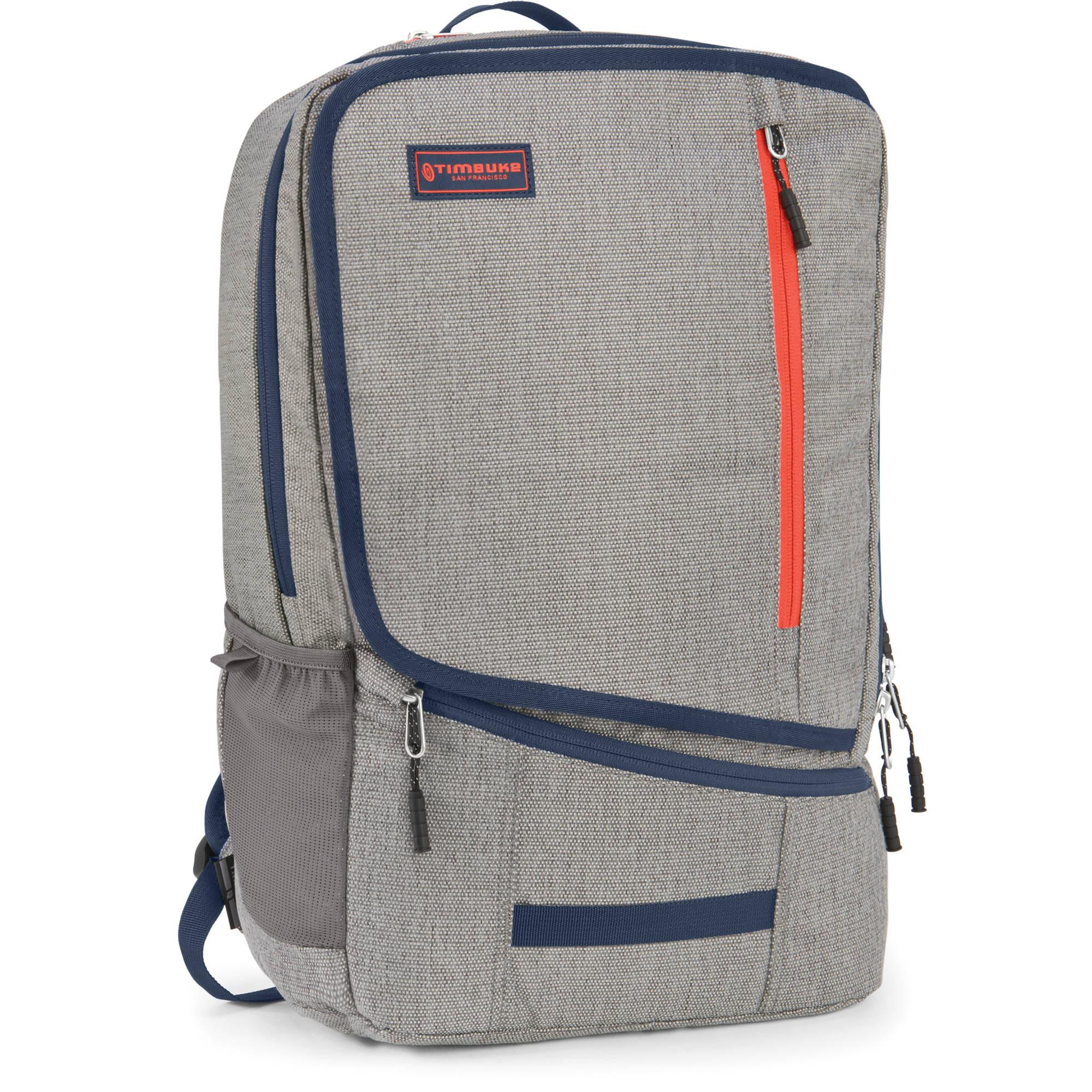 f697d6b88e2 Timbuk2 Q Laptop Backpack 2014 (Grey Solstice) 396-3-1255 B H