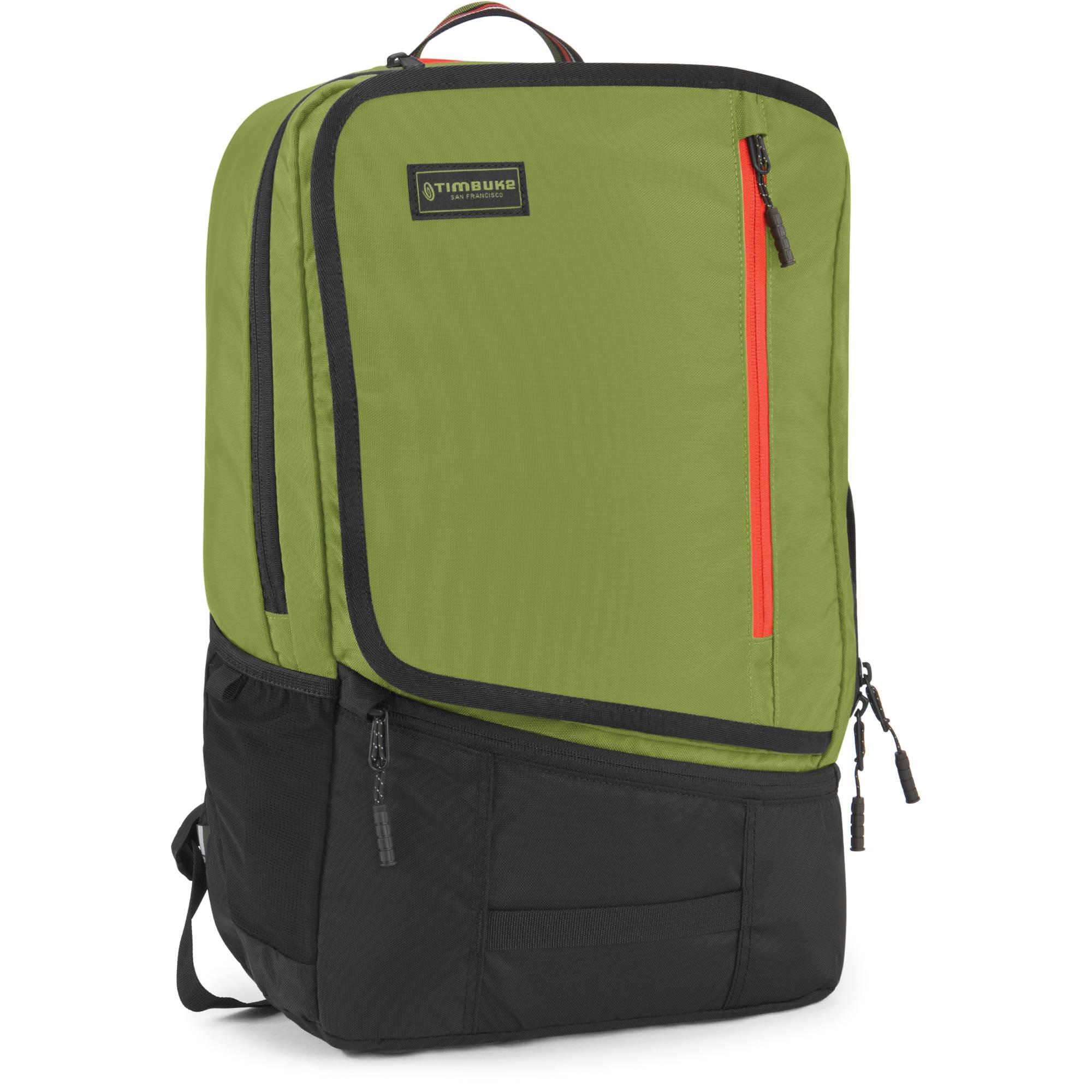 Timbuk2 Bags Q Martini Olive Surf Stripe - Backpacks