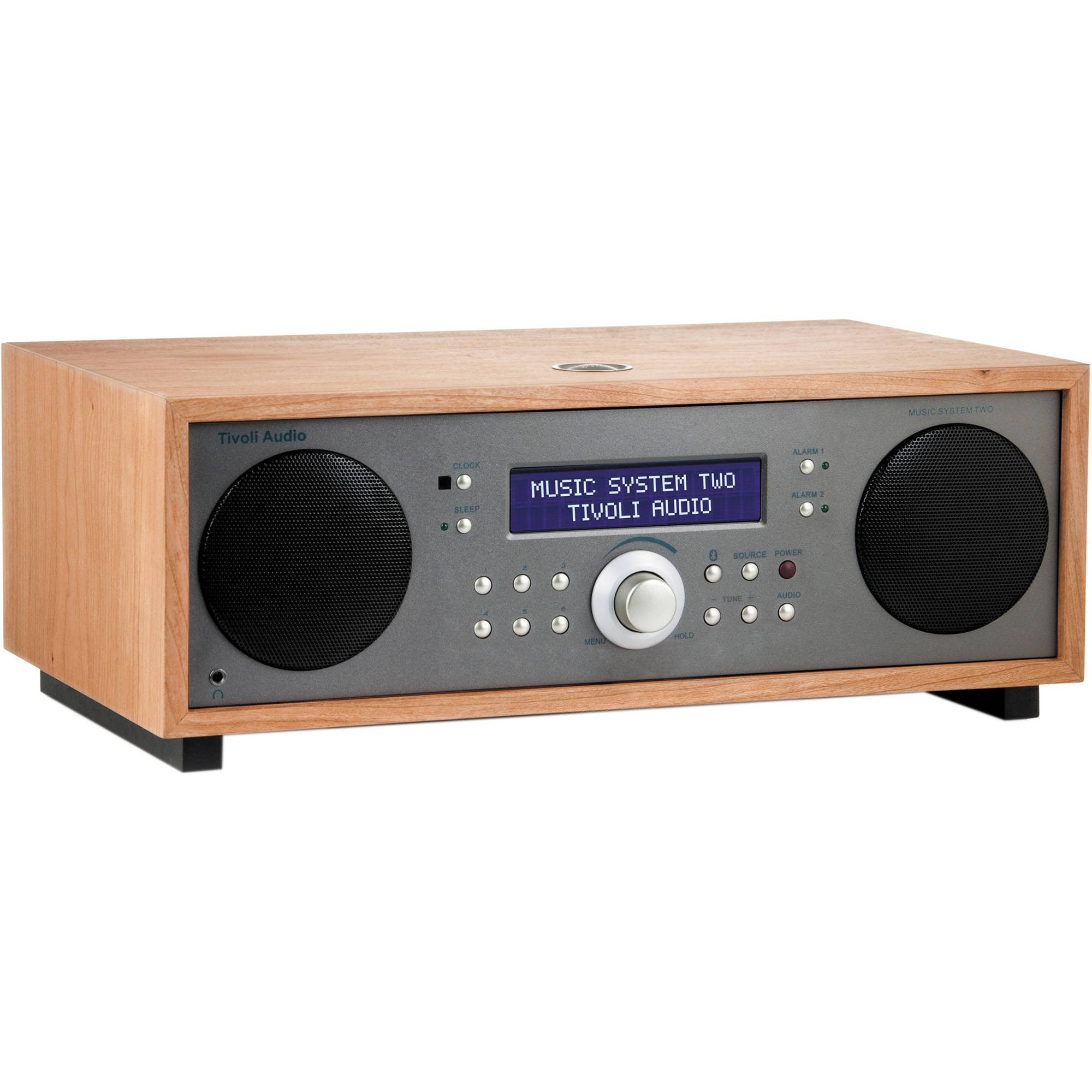 Tivoli music system two cherry metallic taupe msy2tpe b h for Amazon tavoli