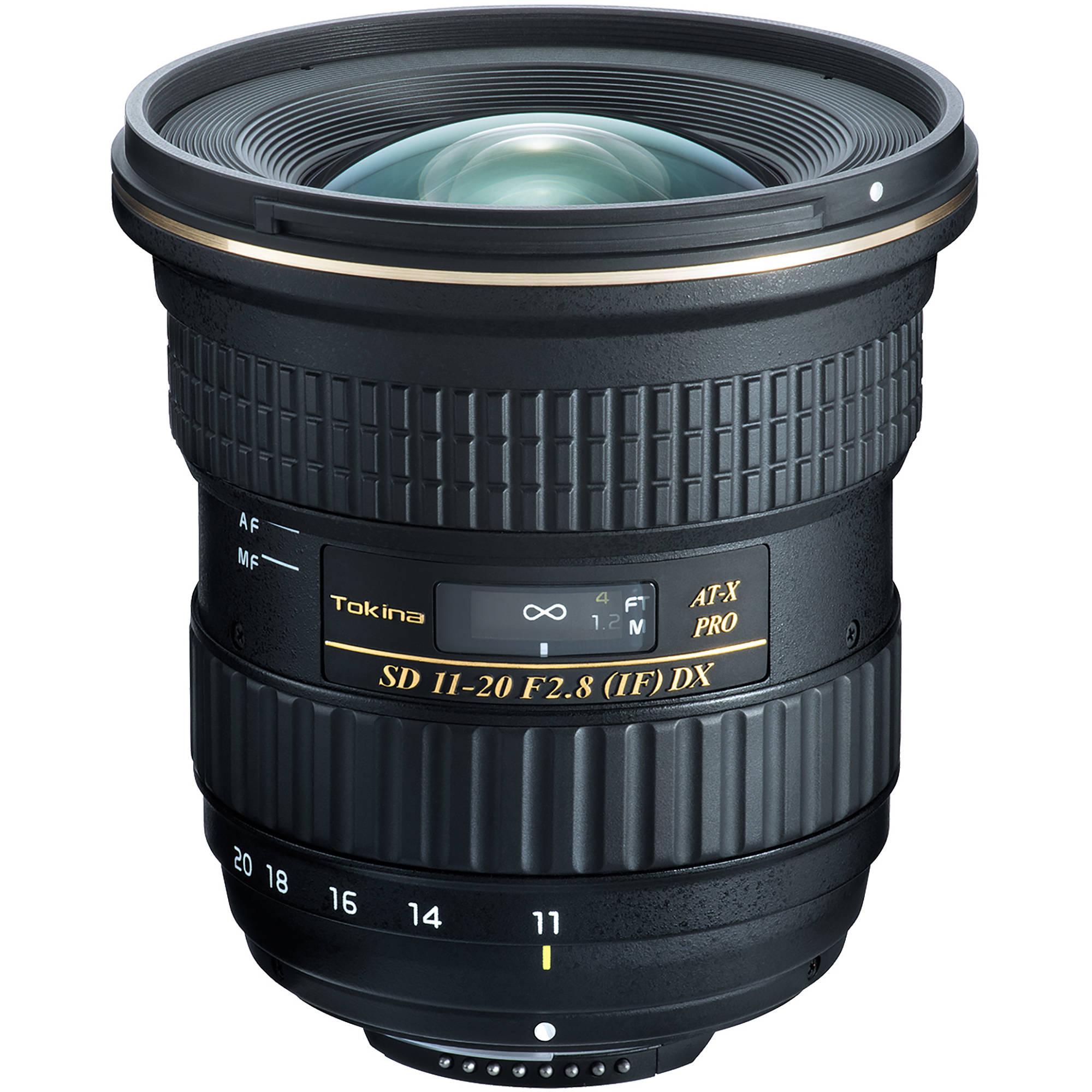 Tokina At X 11 20mm F 28 Pro Dx Lens For Nikon Atxaf120dxn Bridgable 1600 4 Channel Class D Car Audio Amplifier Wiring Kit Ebay