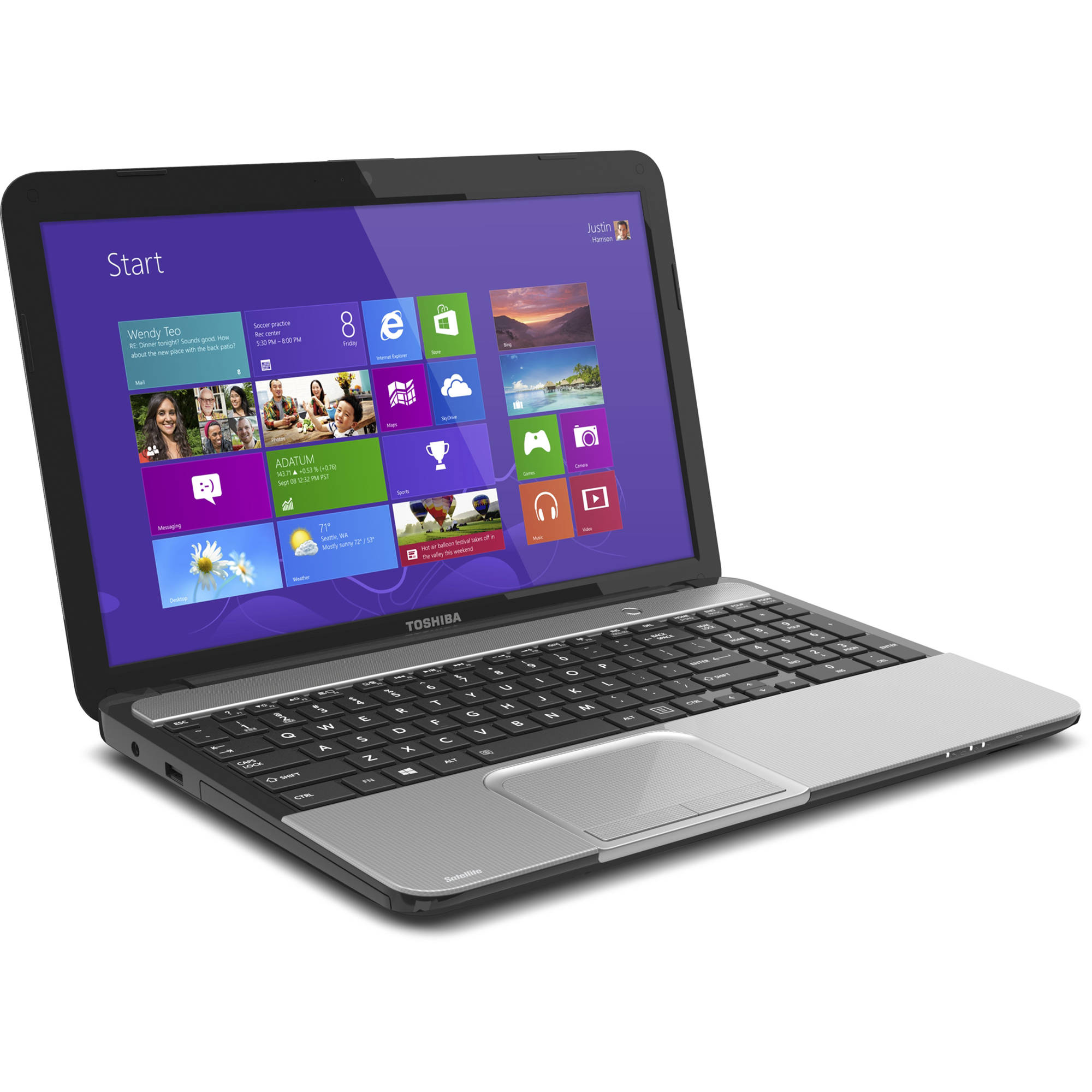 TOSHIBA SATELLITE L855-B ASSIST DRIVERS FOR PC