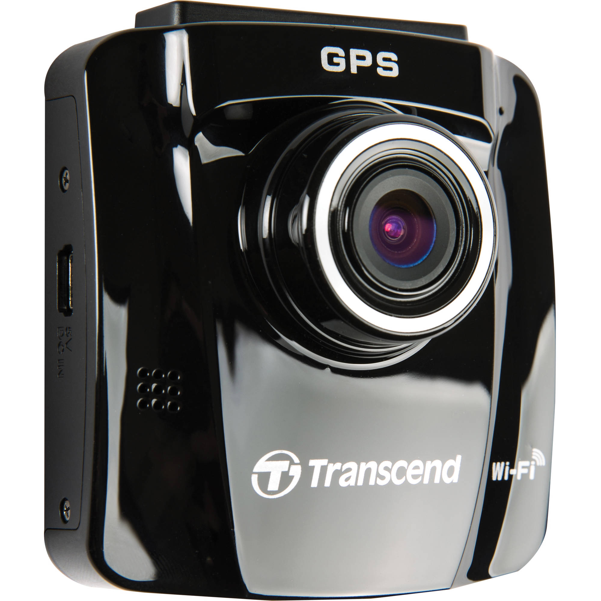 Transcend drivepro 220 wi fi ready dash cam with gps for Ecksofa 220 x 220