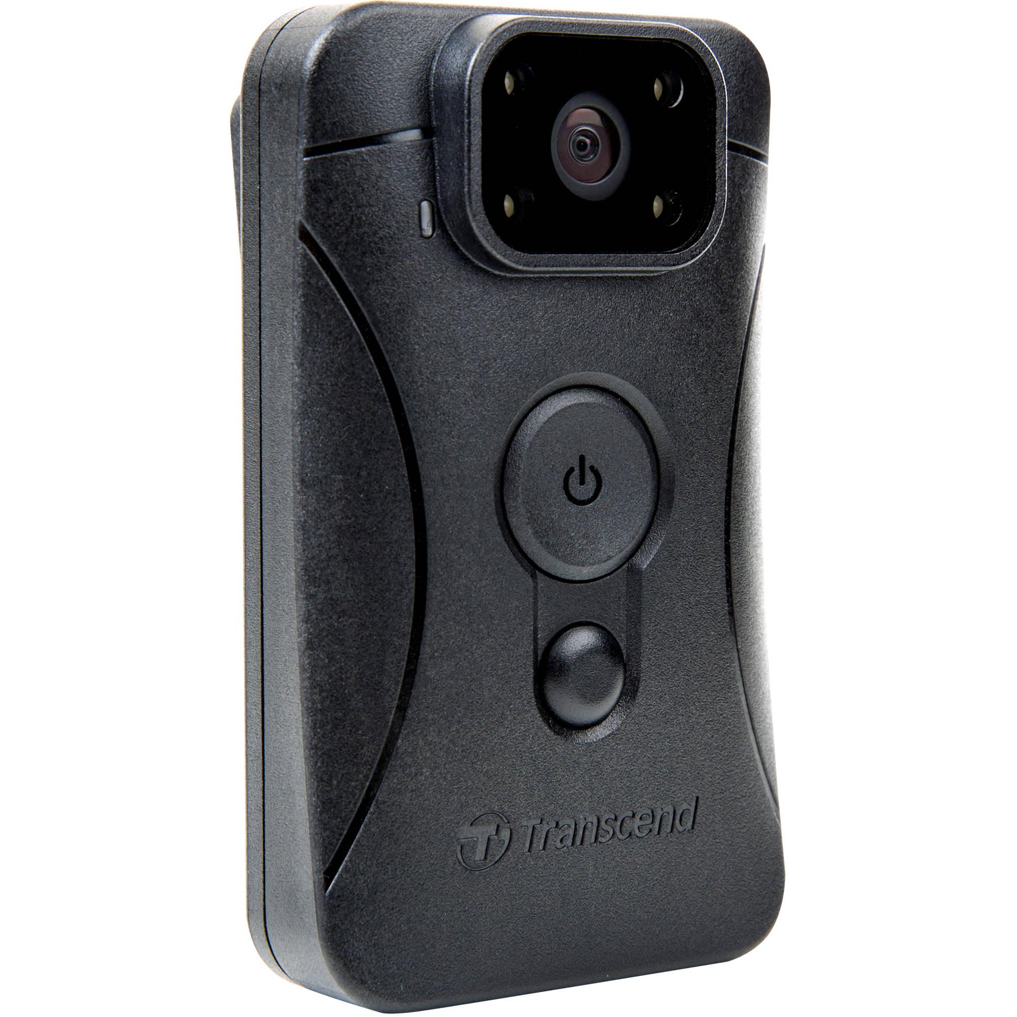 Transcend DrivePro Body 10 Body Camera TS32GDPB10A B&H Photo