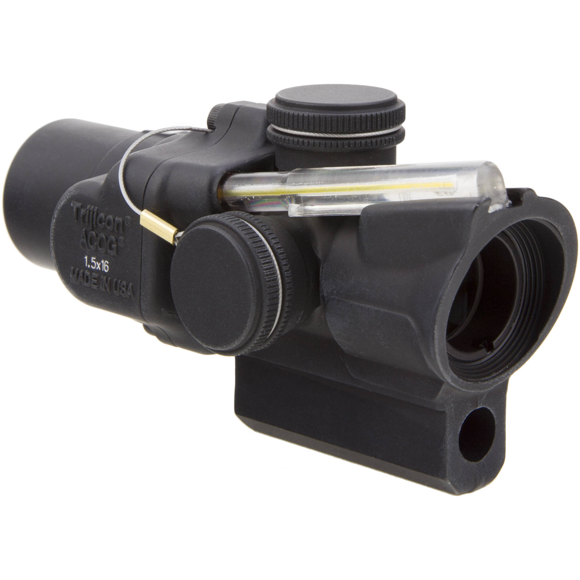 Trijicon 1.5x16S TA44-C ACOG Riflescope TA44-C-400138 B&H ... M16 Acog