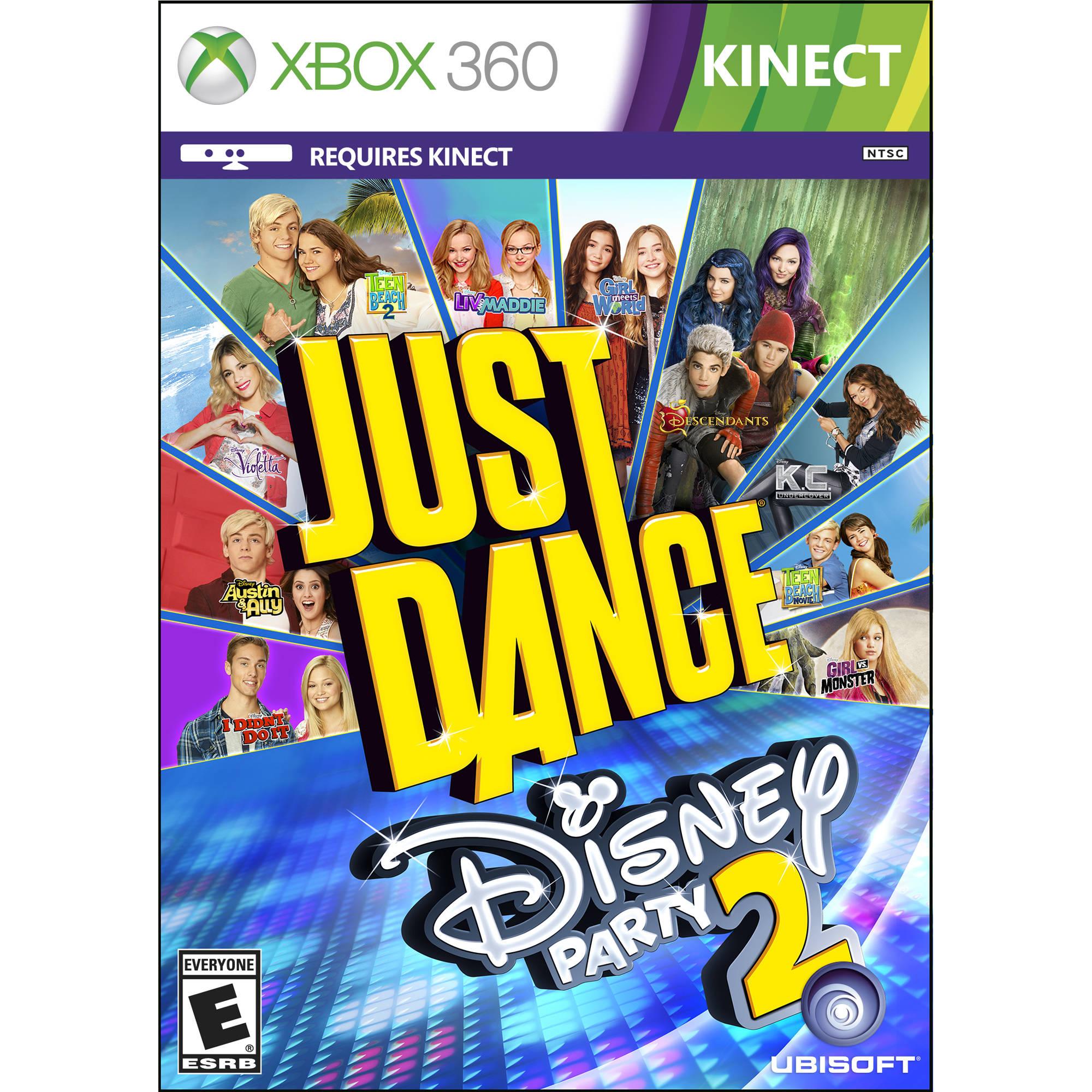 Ubisoft Just Dance: Disney Party 2 (Xbox 360) UBP50201069 B&H