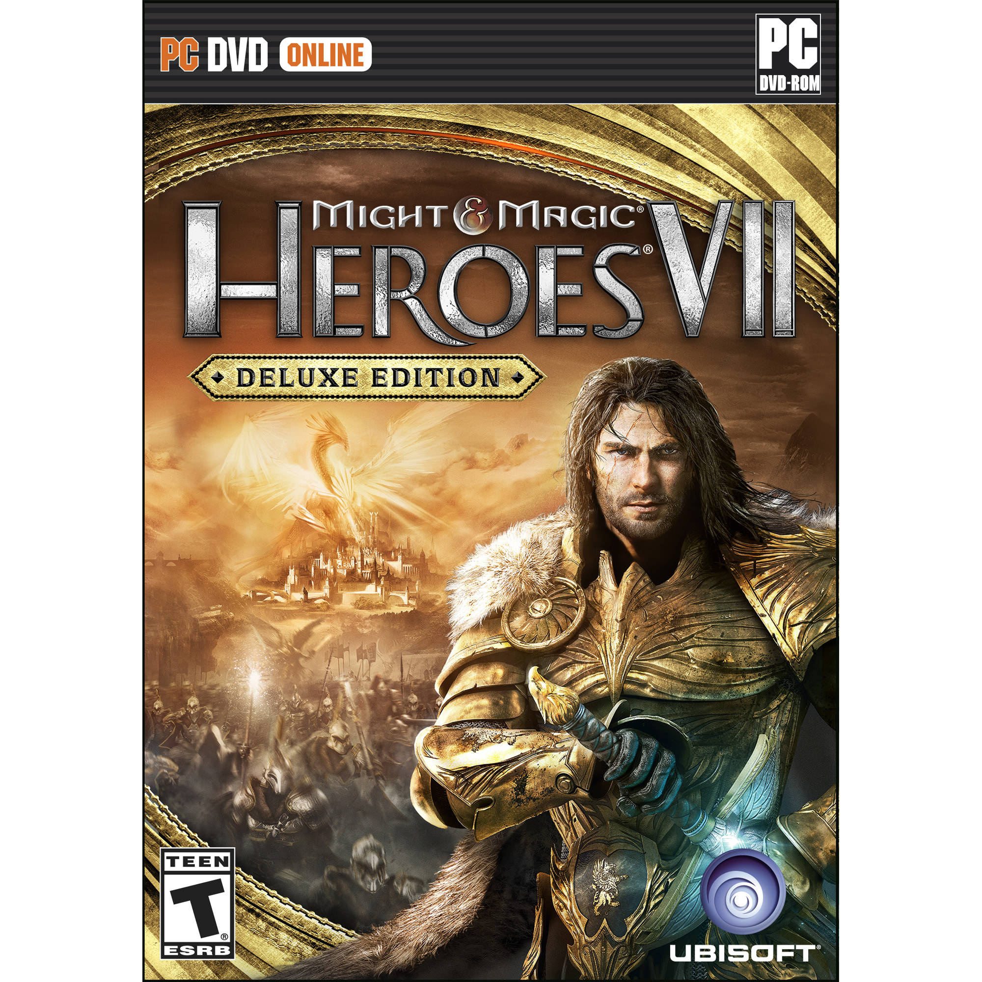 Ubisoft Might Amp Magic Heroes Vii Deluxe Edition Ubp60801071