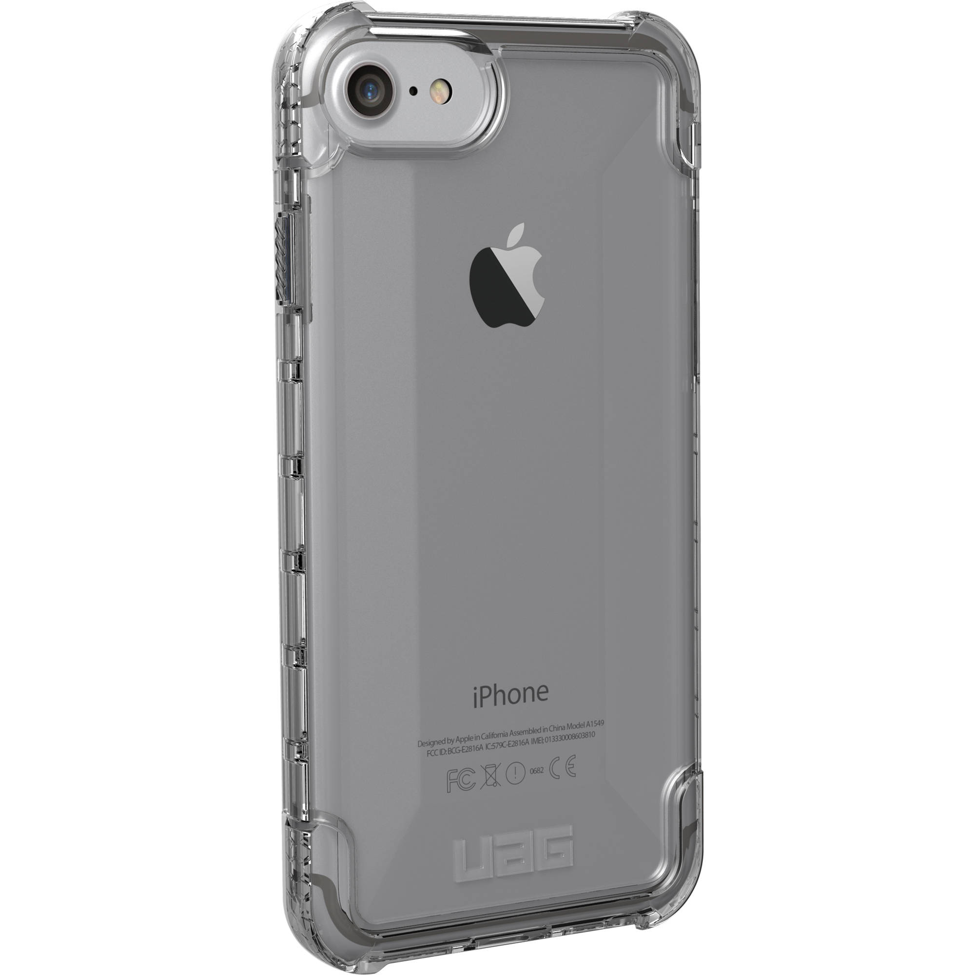 Urban Armor Gear Plyo Case For Iphone 6 6s 7 Ice Iph8 7 Y Ic