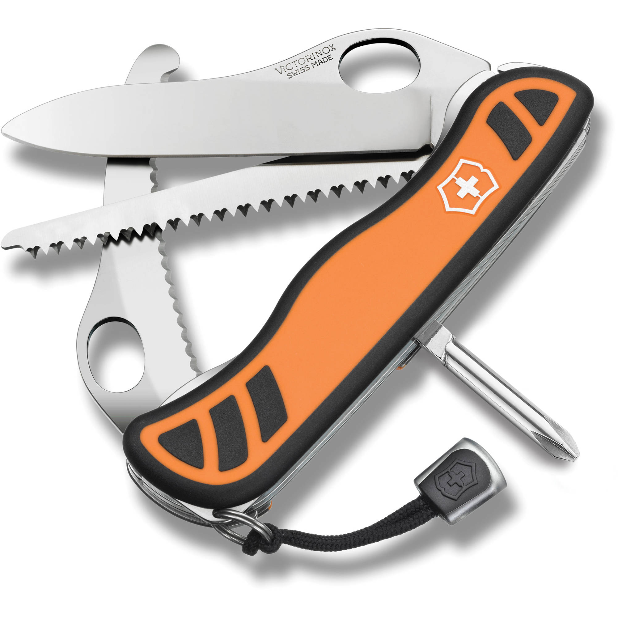 Victorinox Hunter Xt Pocket Knife Orange 0 8441 Mc9us2 B Amp H