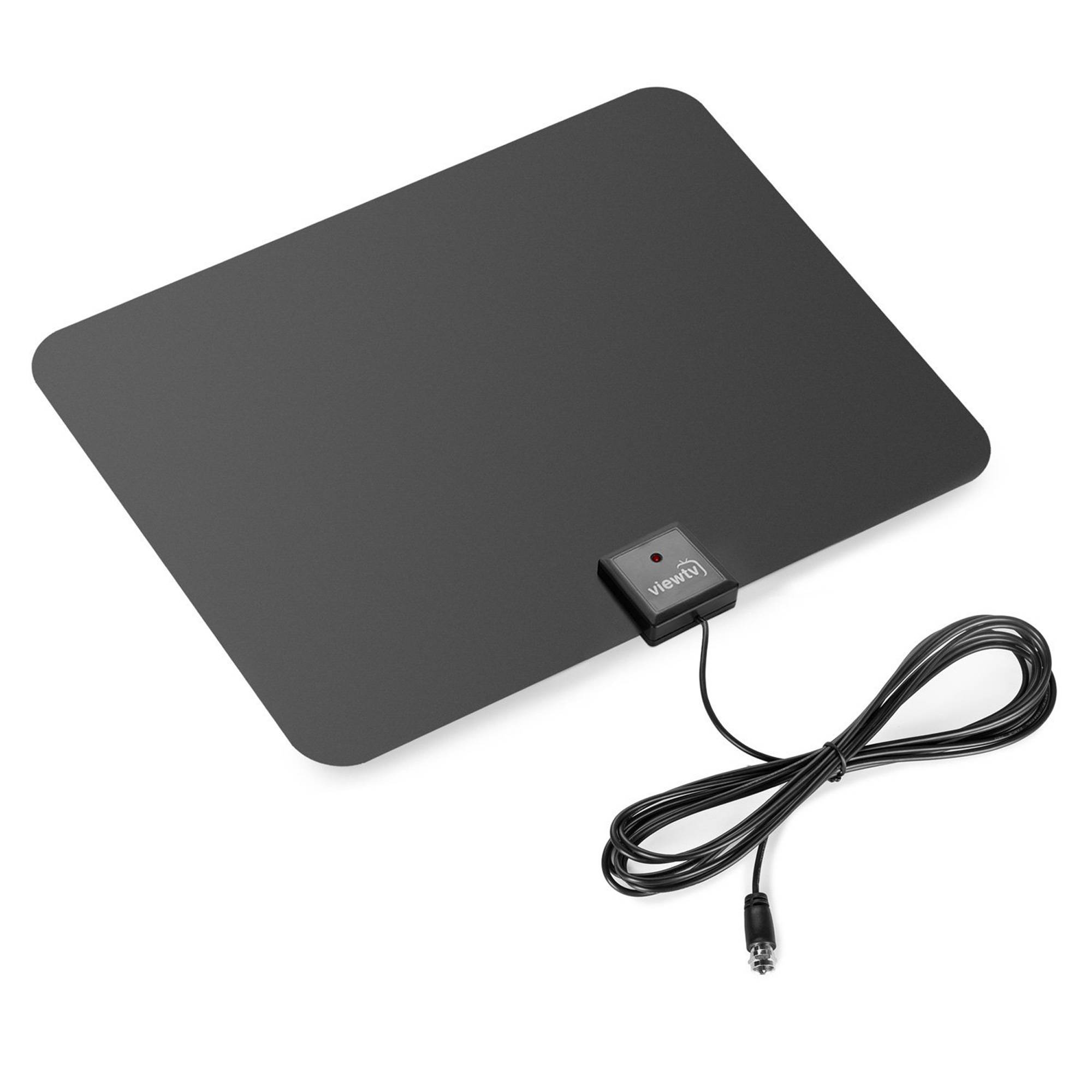 viewtv viewtv60miant indoor amplified hdtv antenna. Black Bedroom Furniture Sets. Home Design Ideas