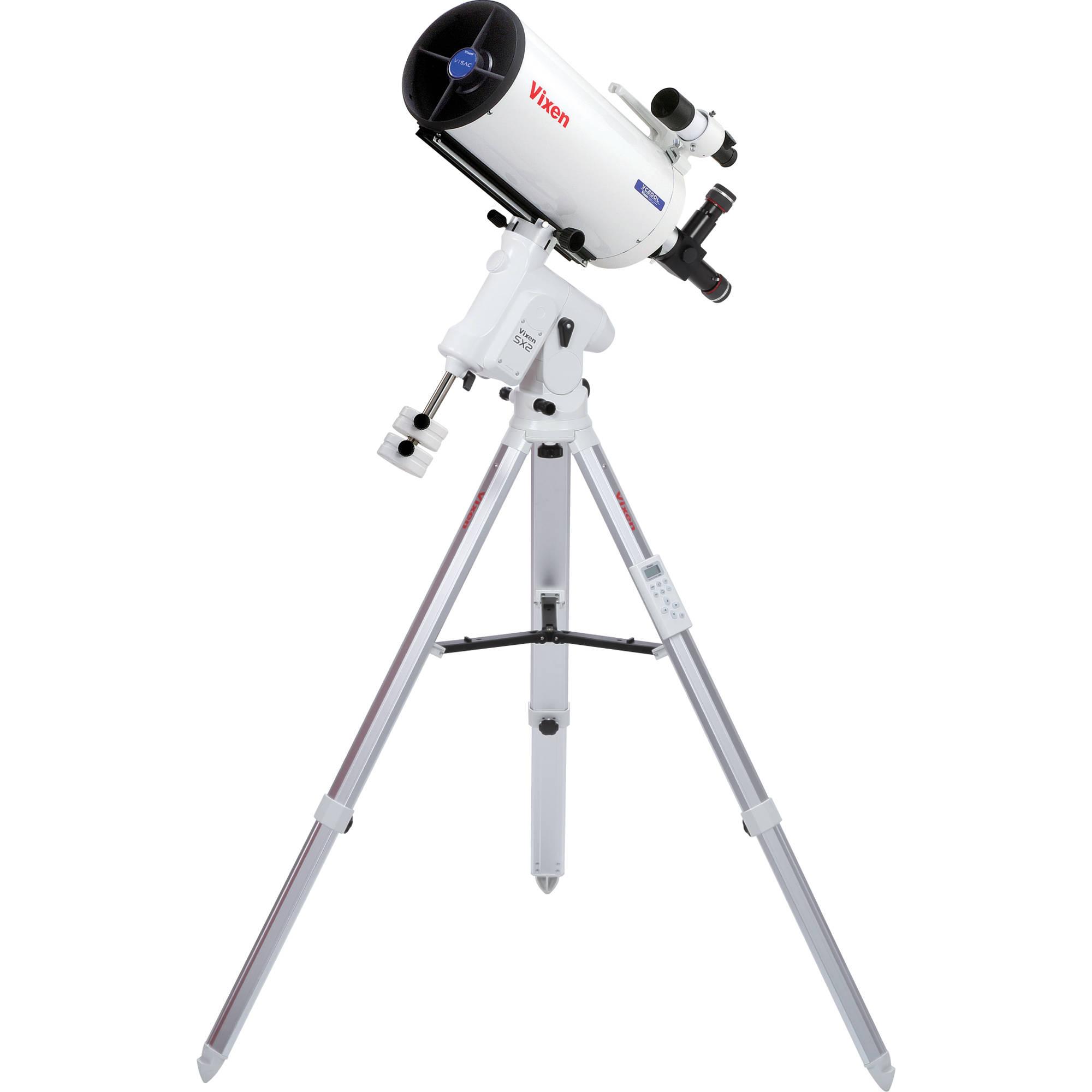 Vixen Optics Vc200l 8 Quot F 9 Cassegrain Telescope 25077 B Amp H