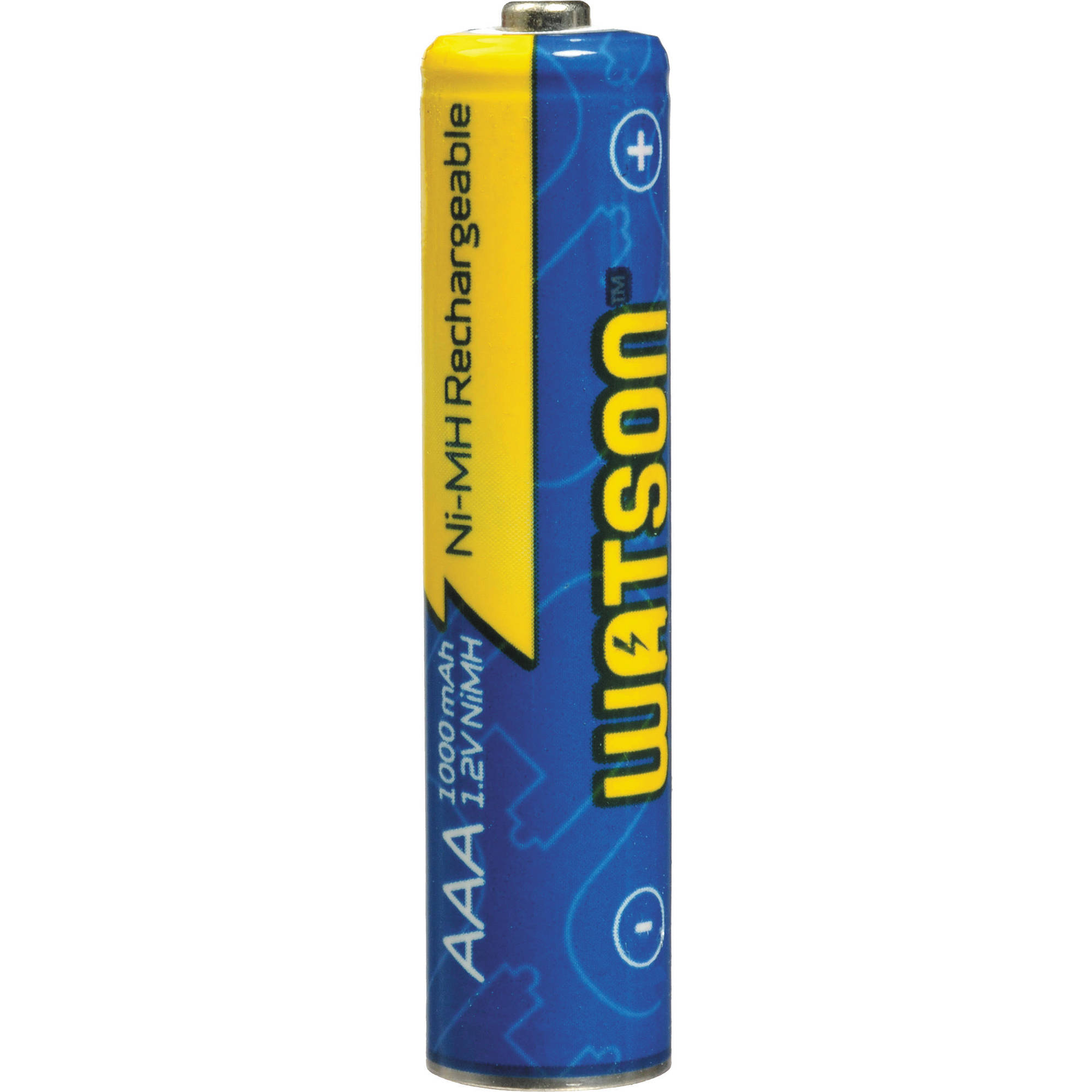 Aaa rechargeable battery pack - Difference between french