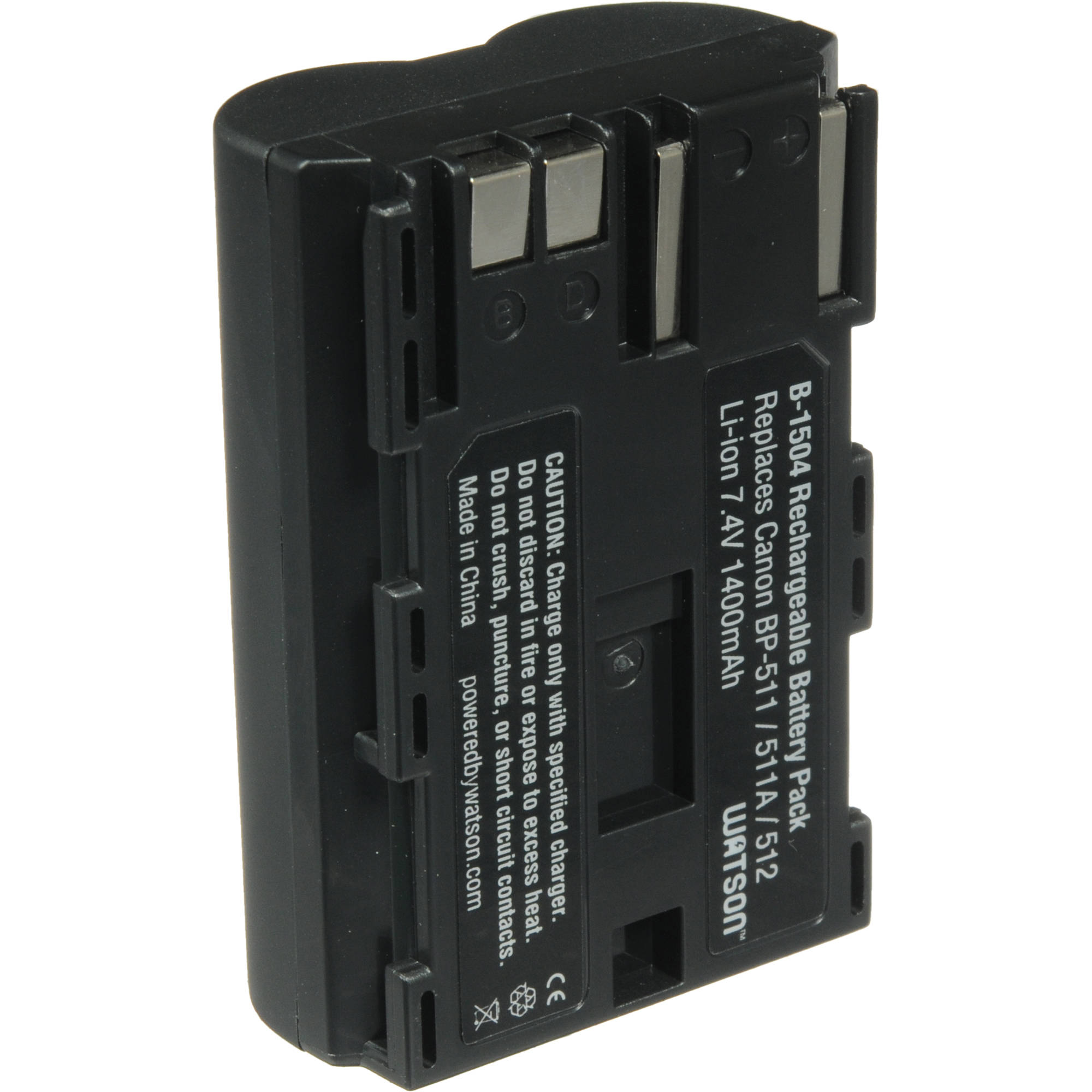Lithium Ion Battery Pack Watson BP-511A ...