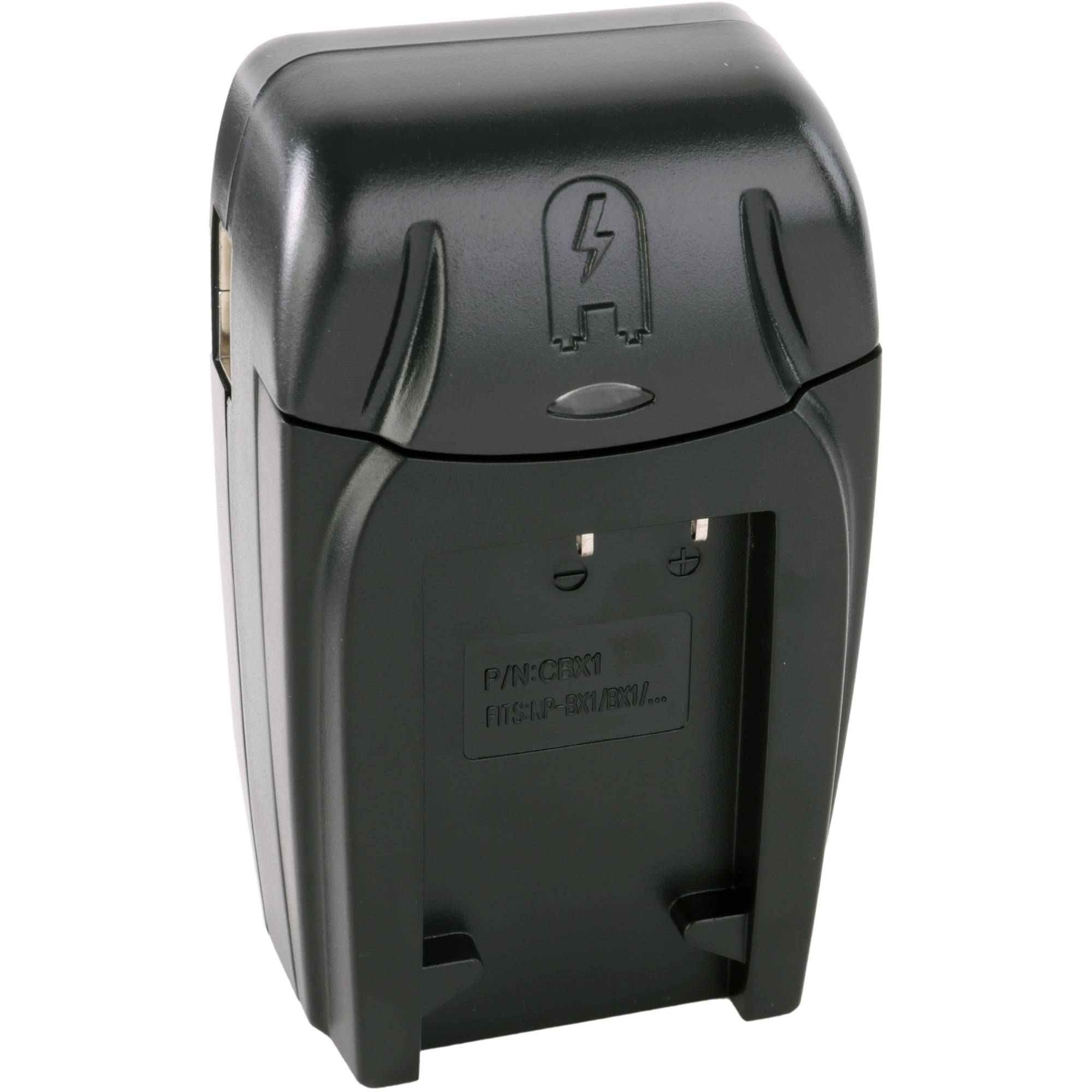 watson compact ac dc charger for np bx1 battery c 4234 b h photo. Black Bedroom Furniture Sets. Home Design Ideas