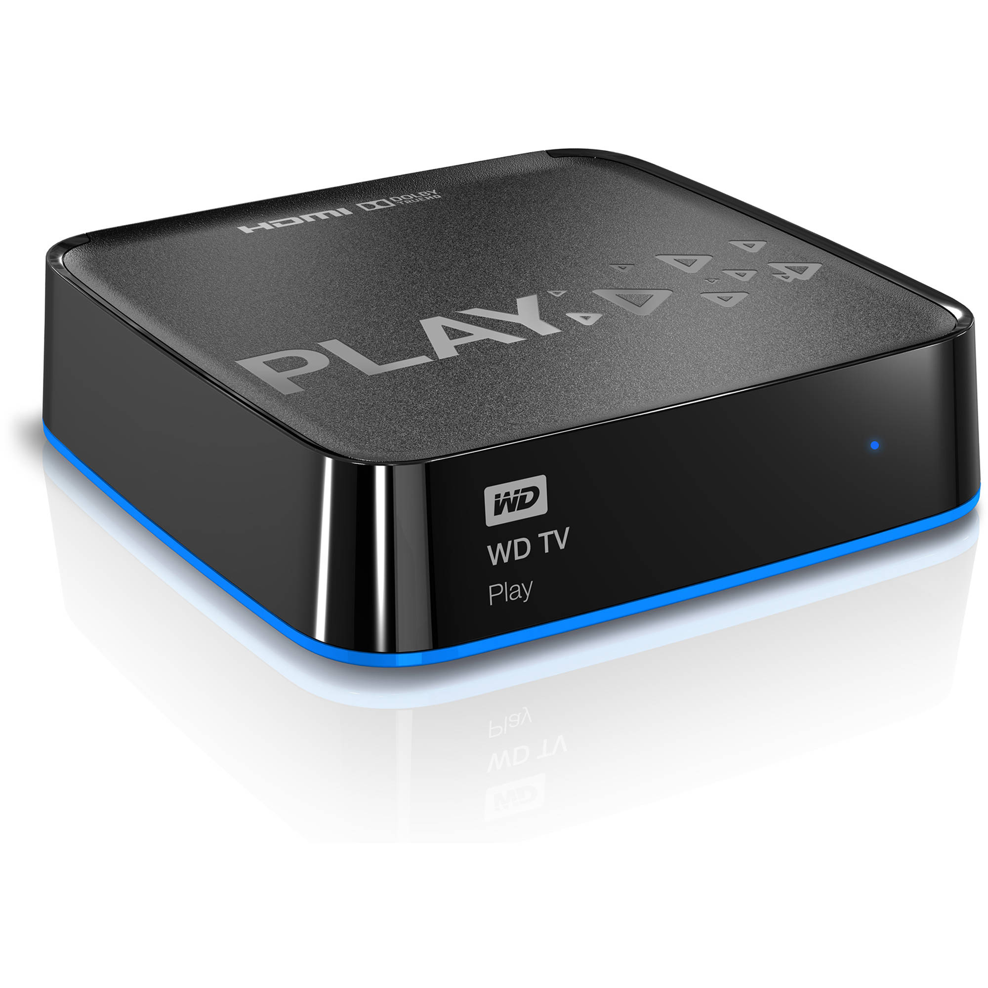 WD WD TV Play Media Player WDBMBA0000NBK-HESN B&H Photo Video