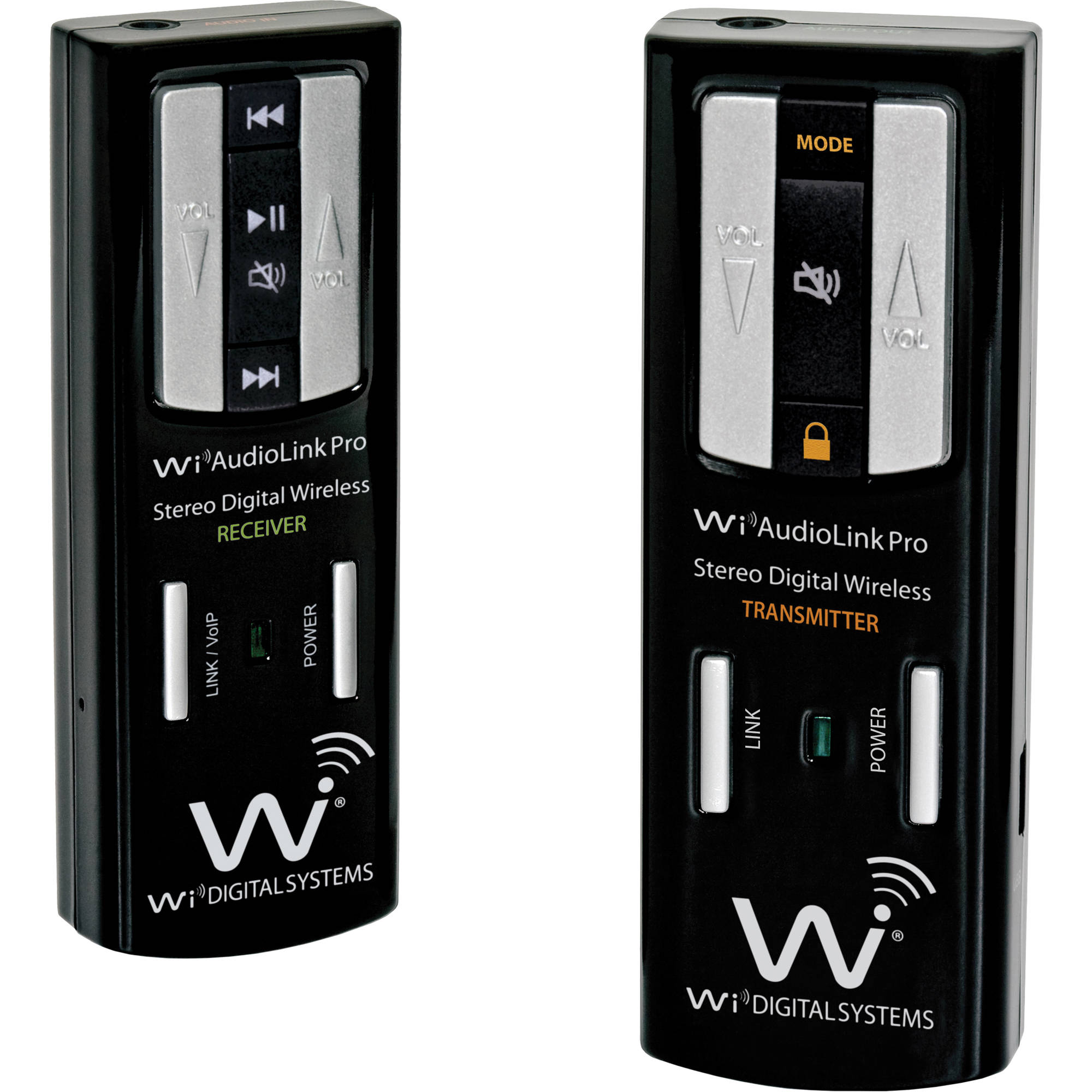 Language Distribution System Wi Digital Wi Alp Audiolink Pro Wireless Instrument