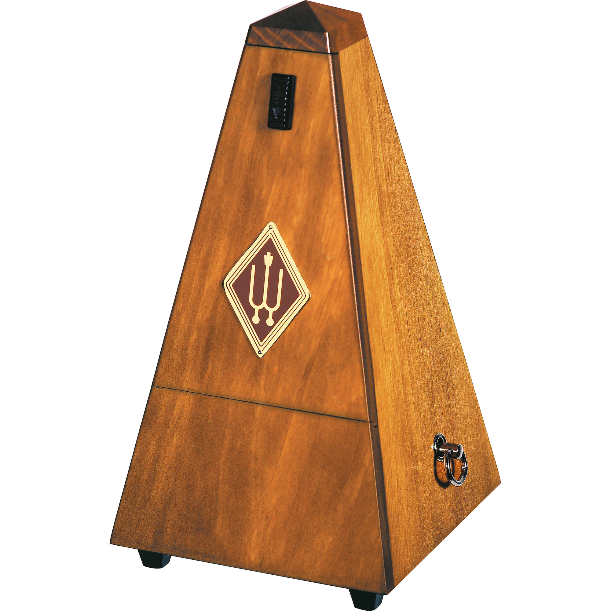 Wittner 813m Metronome In Wood Casing With Bell 813m B Amp H