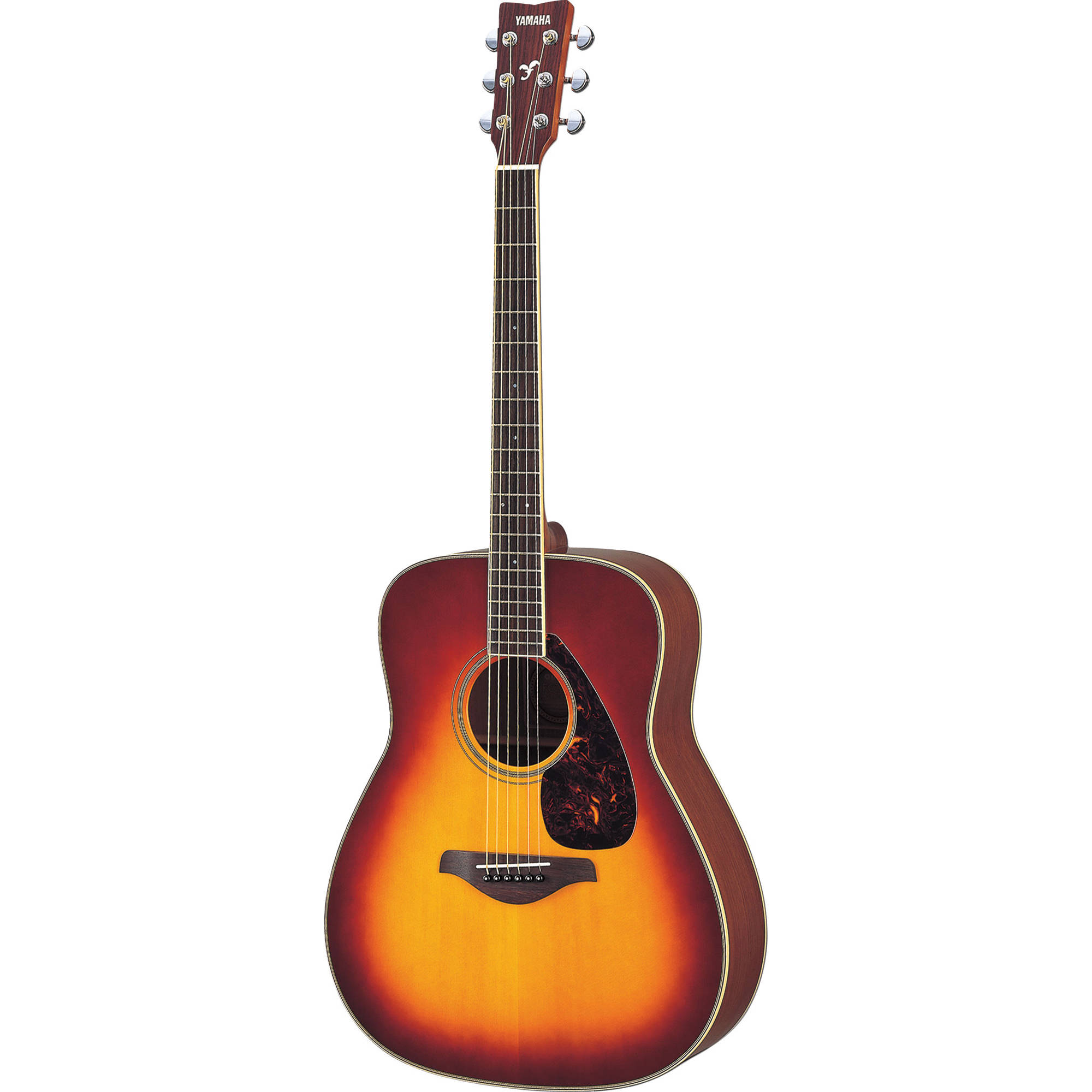 yamaha fg720s solid top acoustic guitar fg720s bs b h photo
