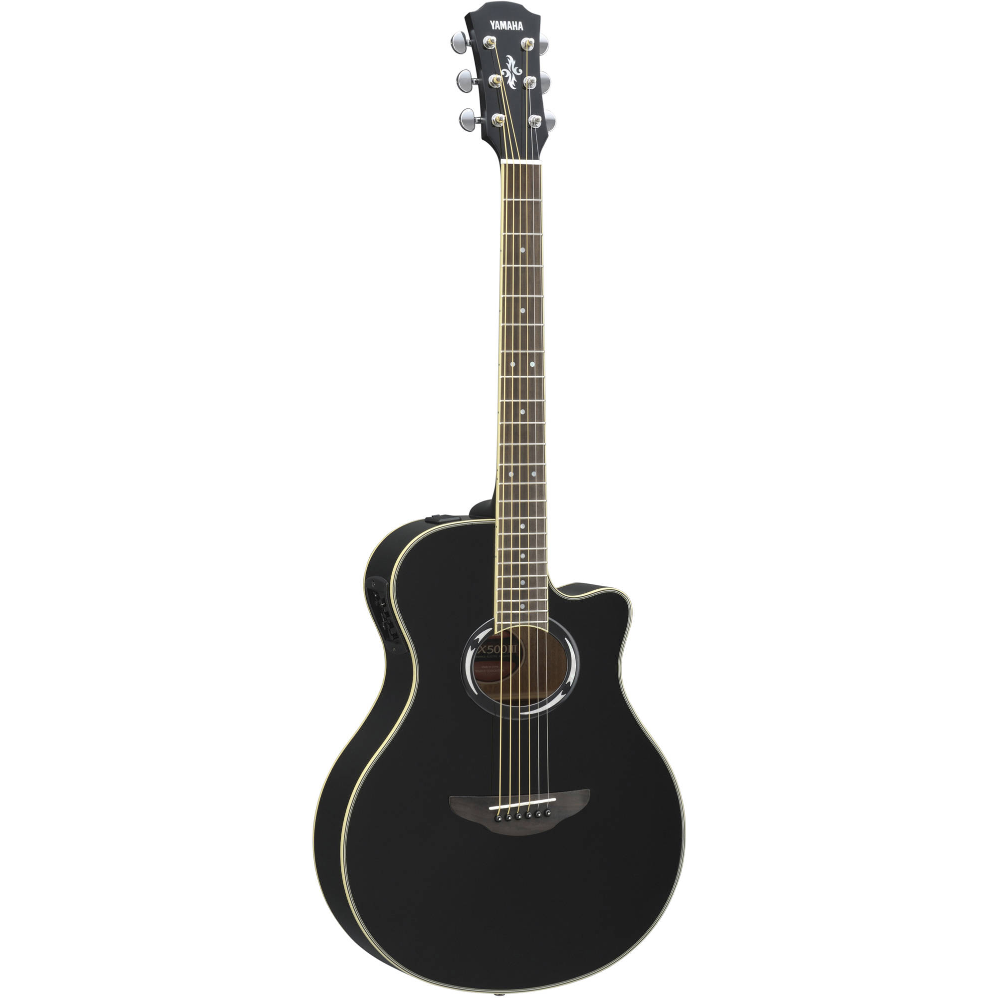 Yamaha apx500iii thinline acoustic electric cutaway for New yamaha acoustic guitars
