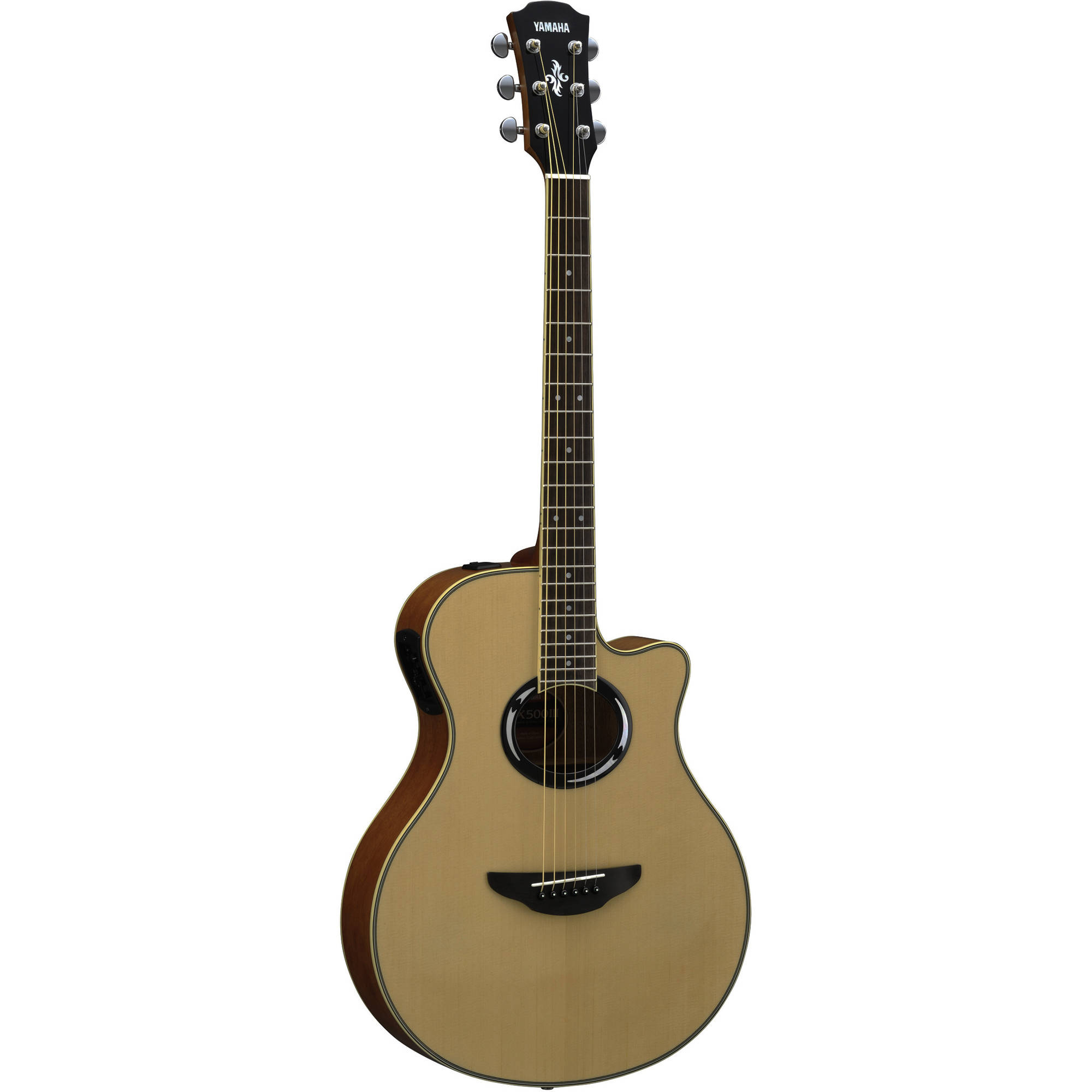 yamaha apx500iii thinline acoustic electric cutaway apx500iii na. Black Bedroom Furniture Sets. Home Design Ideas