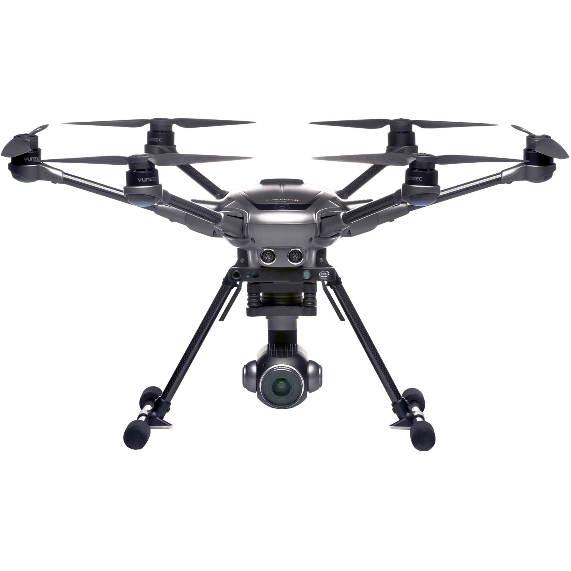 Typhoon H Pro >> Yuneec Typhoon H Plus Pro Hexacopter Yuntyhprbpus B H Photo