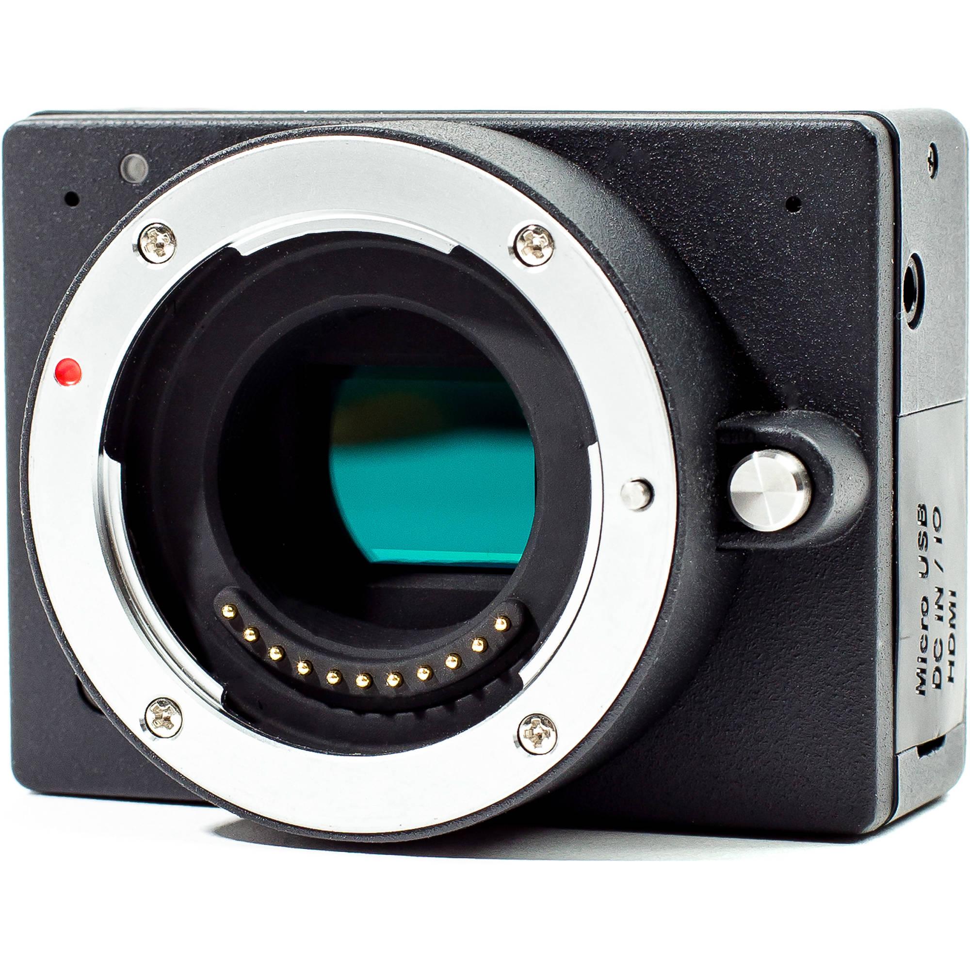 z camera e1 mini 4k interchangeable lens camera e1cam3a701 b h. Black Bedroom Furniture Sets. Home Design Ideas