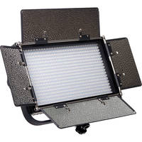 B&HPhotoVideo.com deals on ikan IFB576 Featherweight Bi-Color LED Light with Anton Bauer