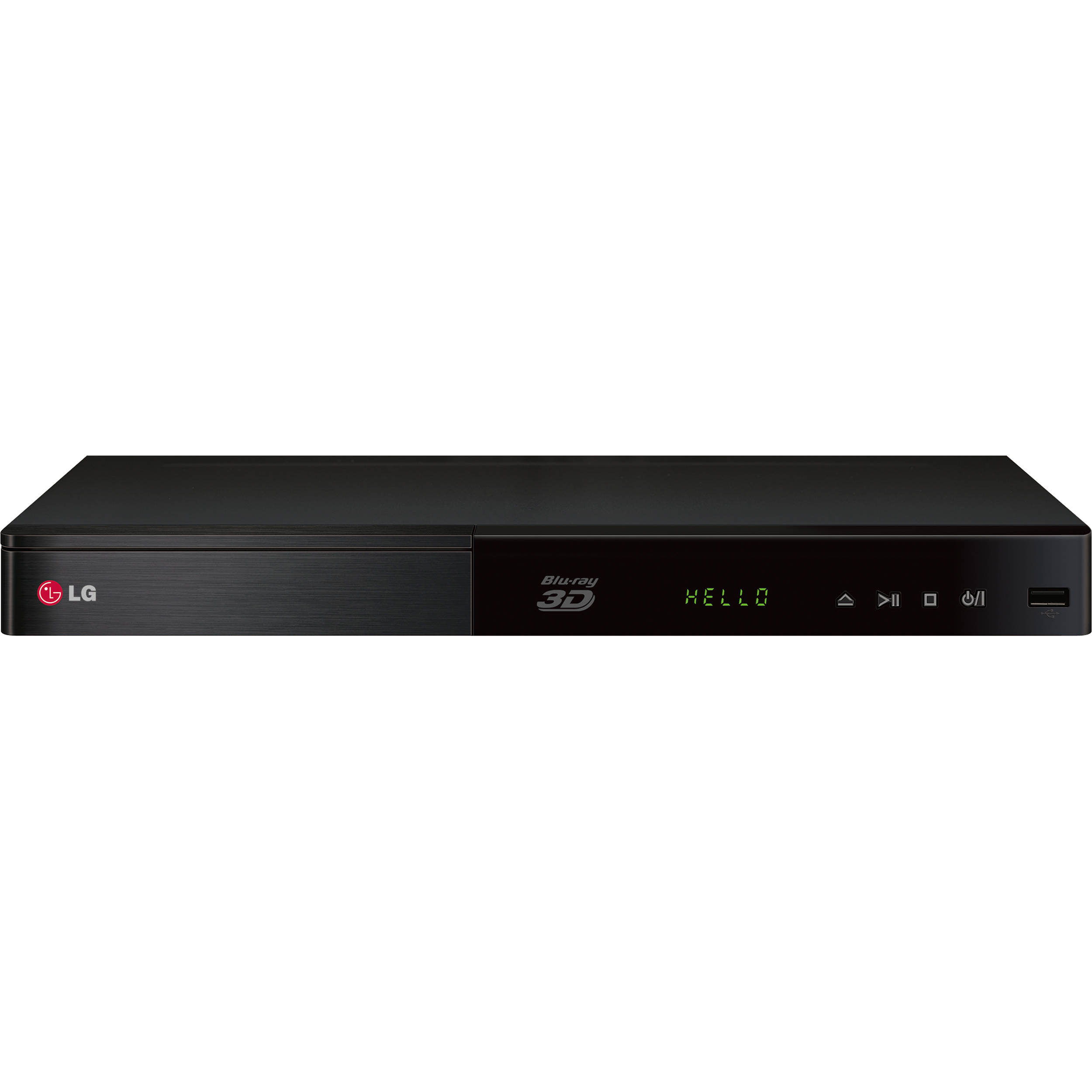 LG BP540 3D-Capable Blu-ray Disc Player BP540 B&H Photo Video