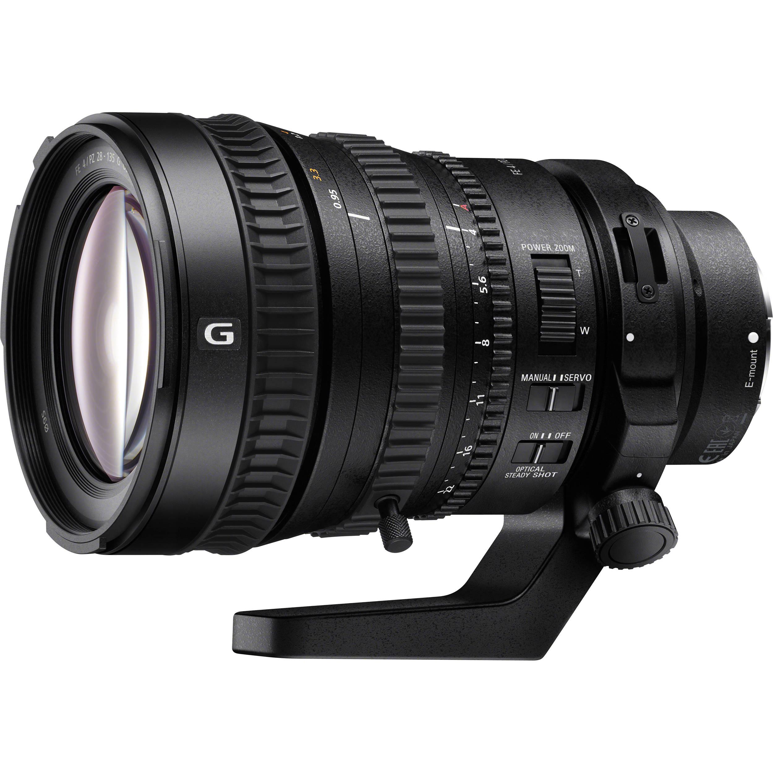 Used Sony 18-105mm F4 G OSS Lens