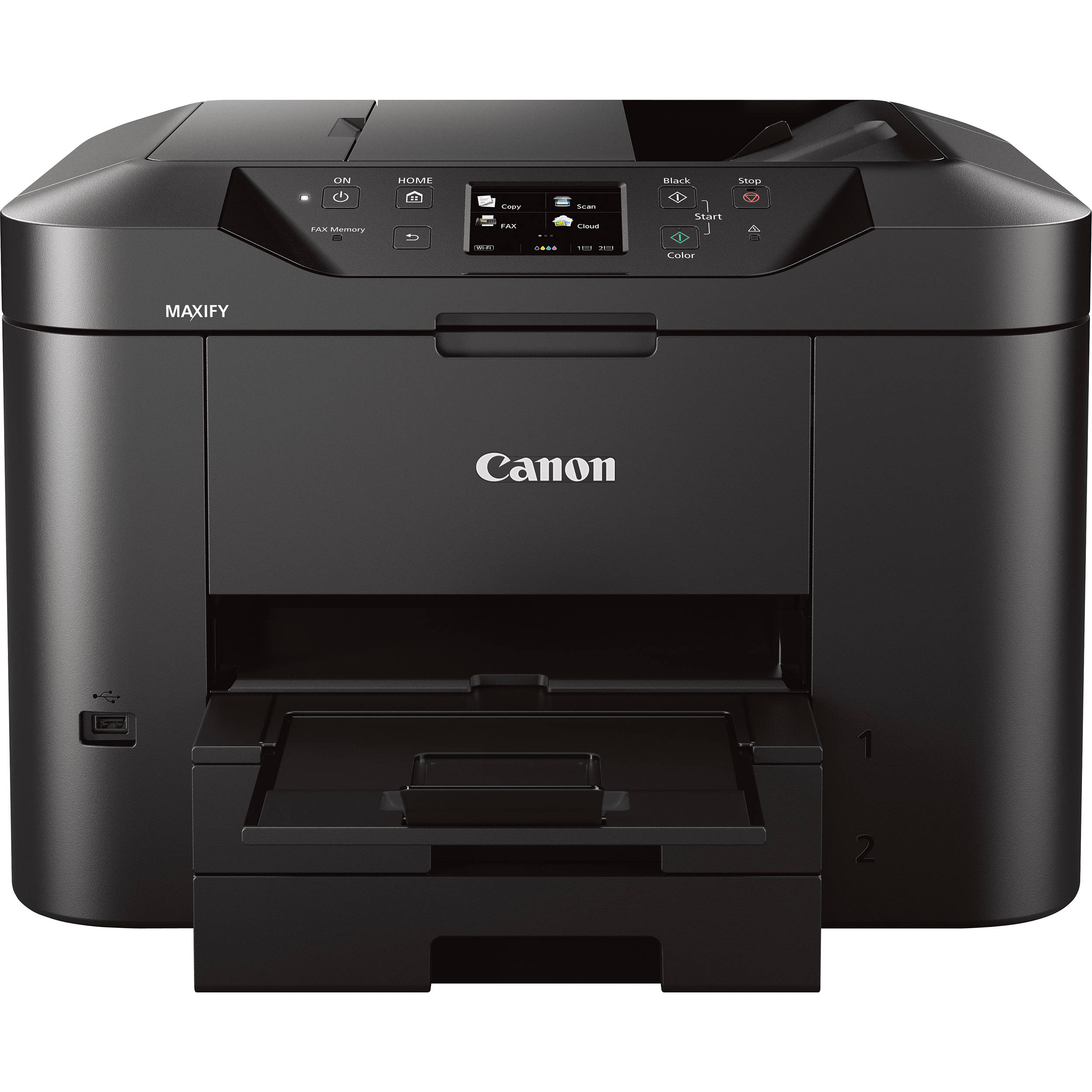 Canon maxify mb2320 wireless home office all in one 9488b002aa for Best home office inkjet printer