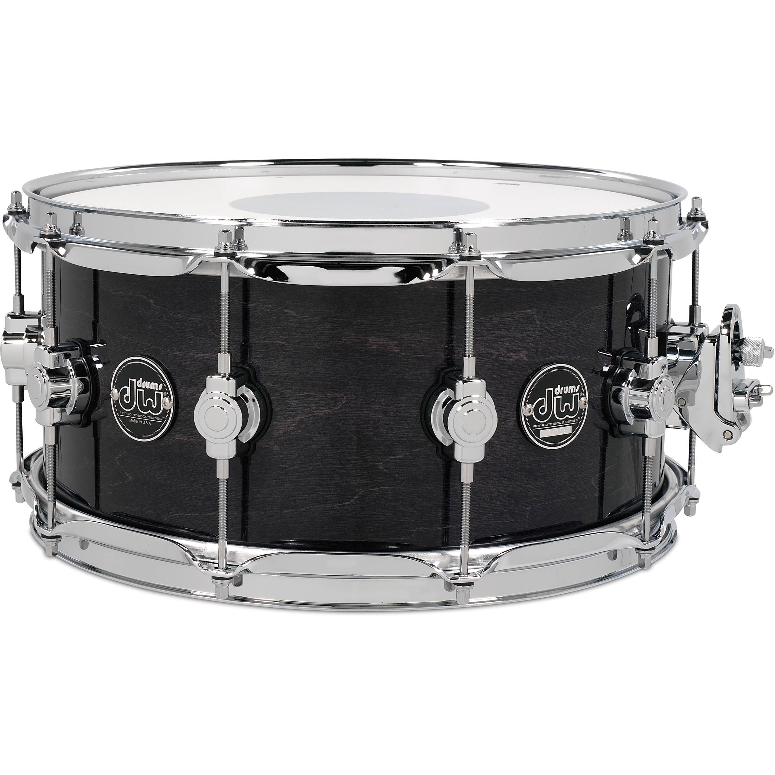 dw drums performance series 6 5 x 14 snare drpl6514sses. Black Bedroom Furniture Sets. Home Design Ideas