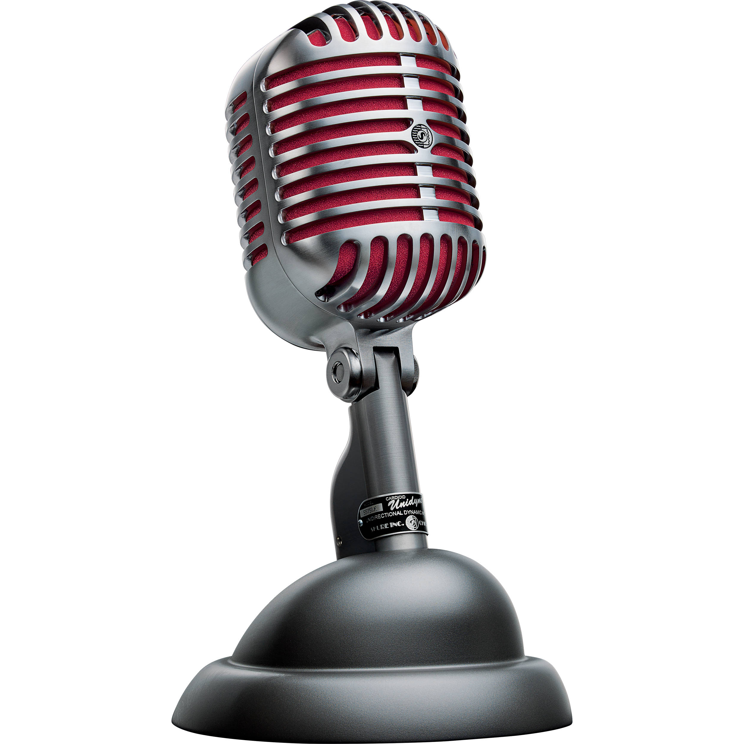 Shure 5575le Unidyne Limited Edition 75th Anniversary 55 75 Le