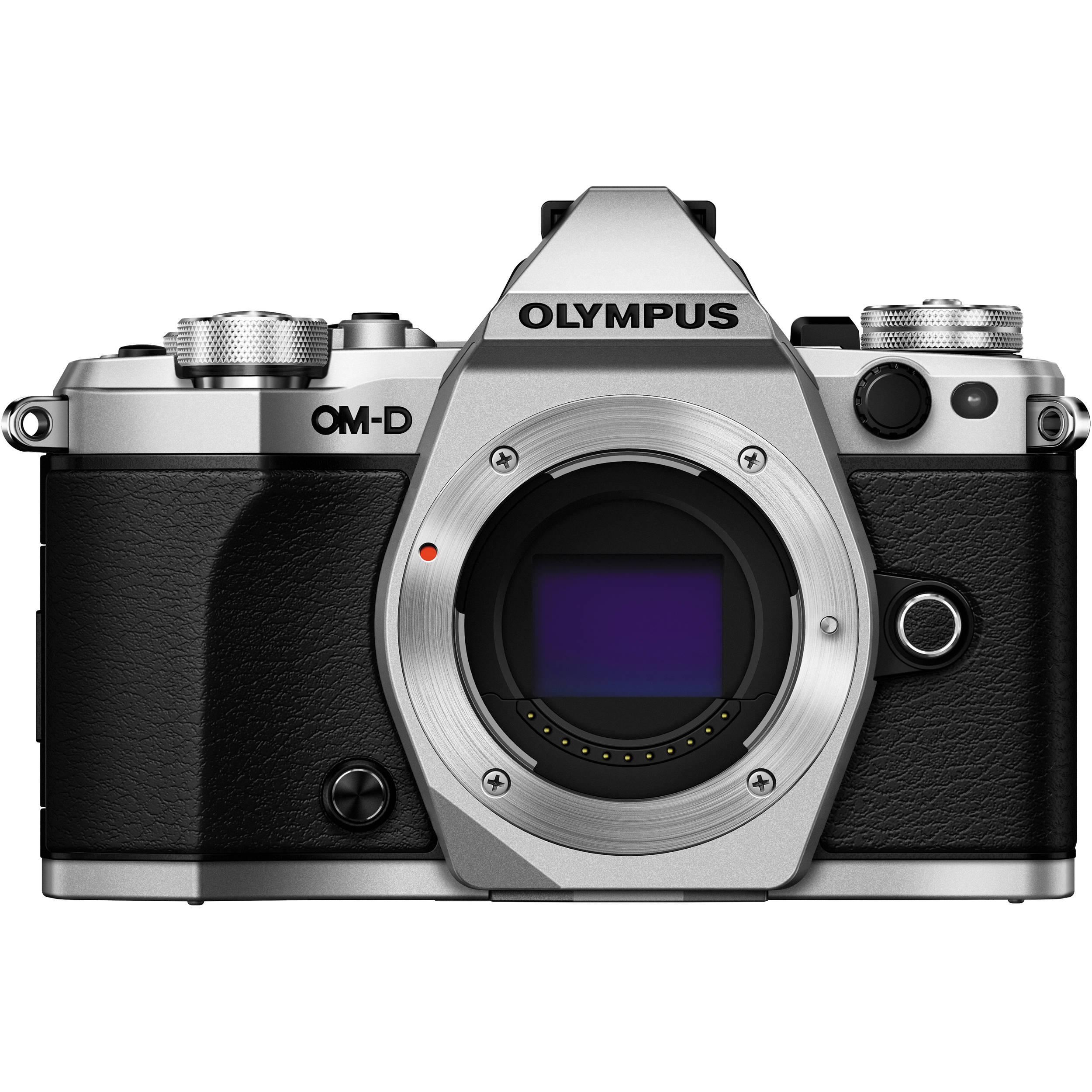 Olympus Om D E M5 Mark Ii Mirrorless Micro Four