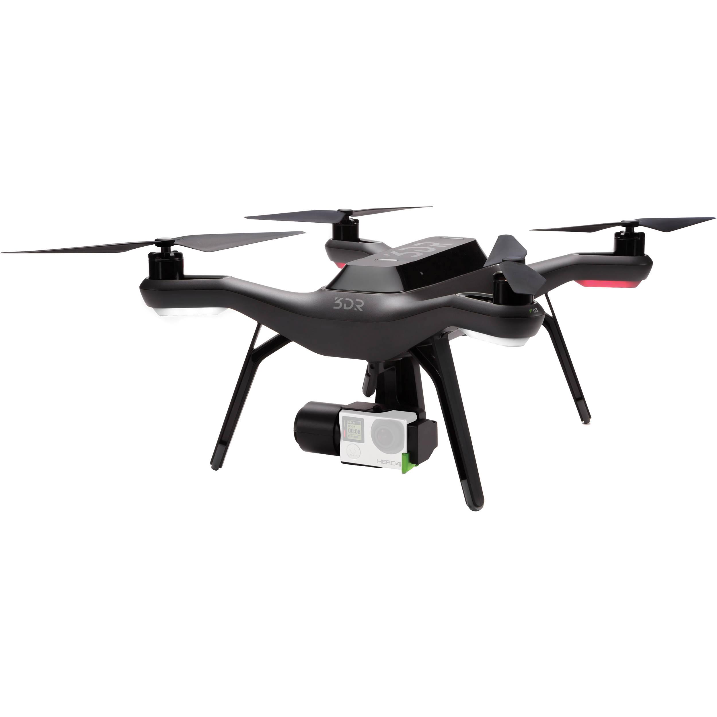 3d robotics solo quadcopter with 3 axis 1138520