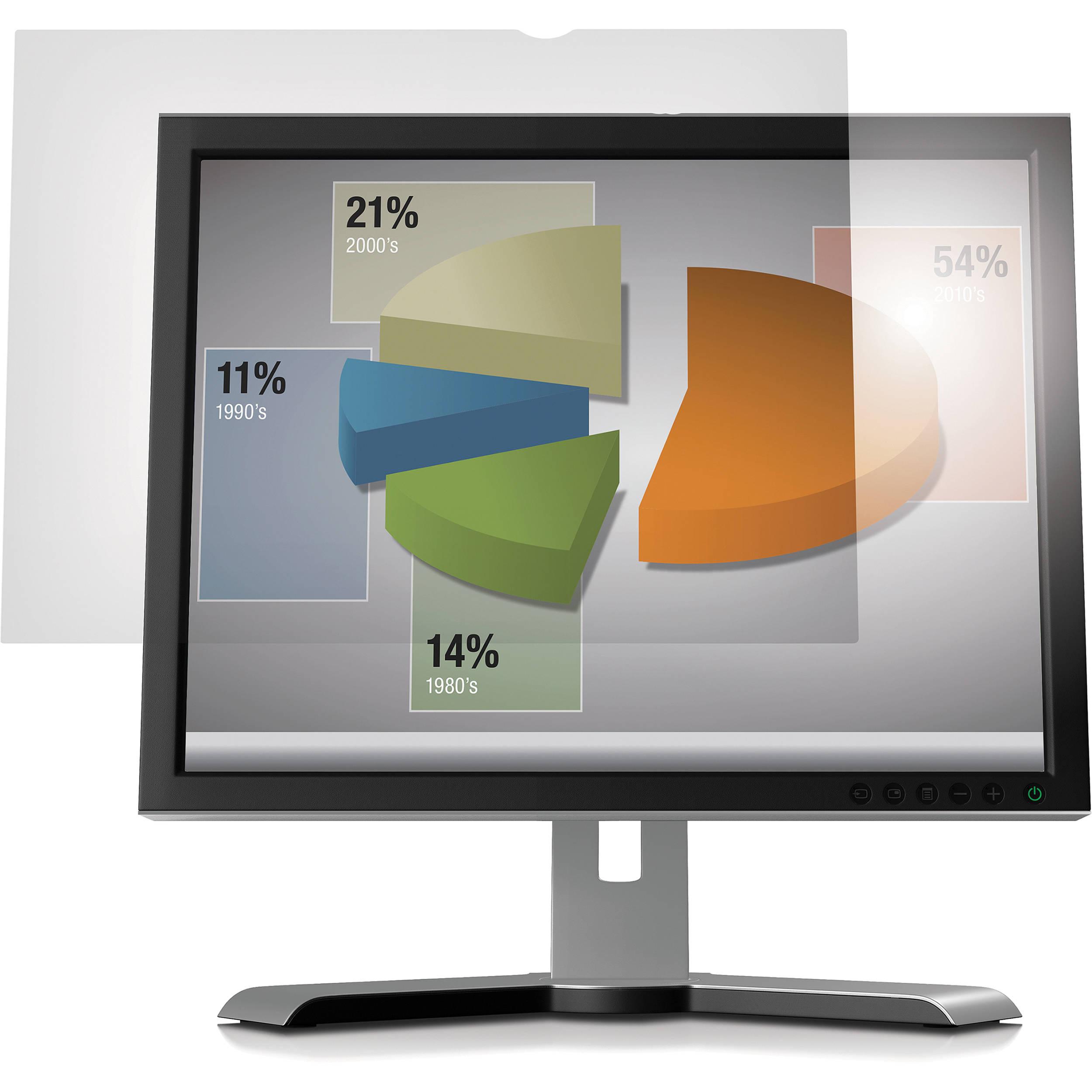 3m Ag19 0 Anti Glare Filter For Standard Desktop Lcd Monitor 19