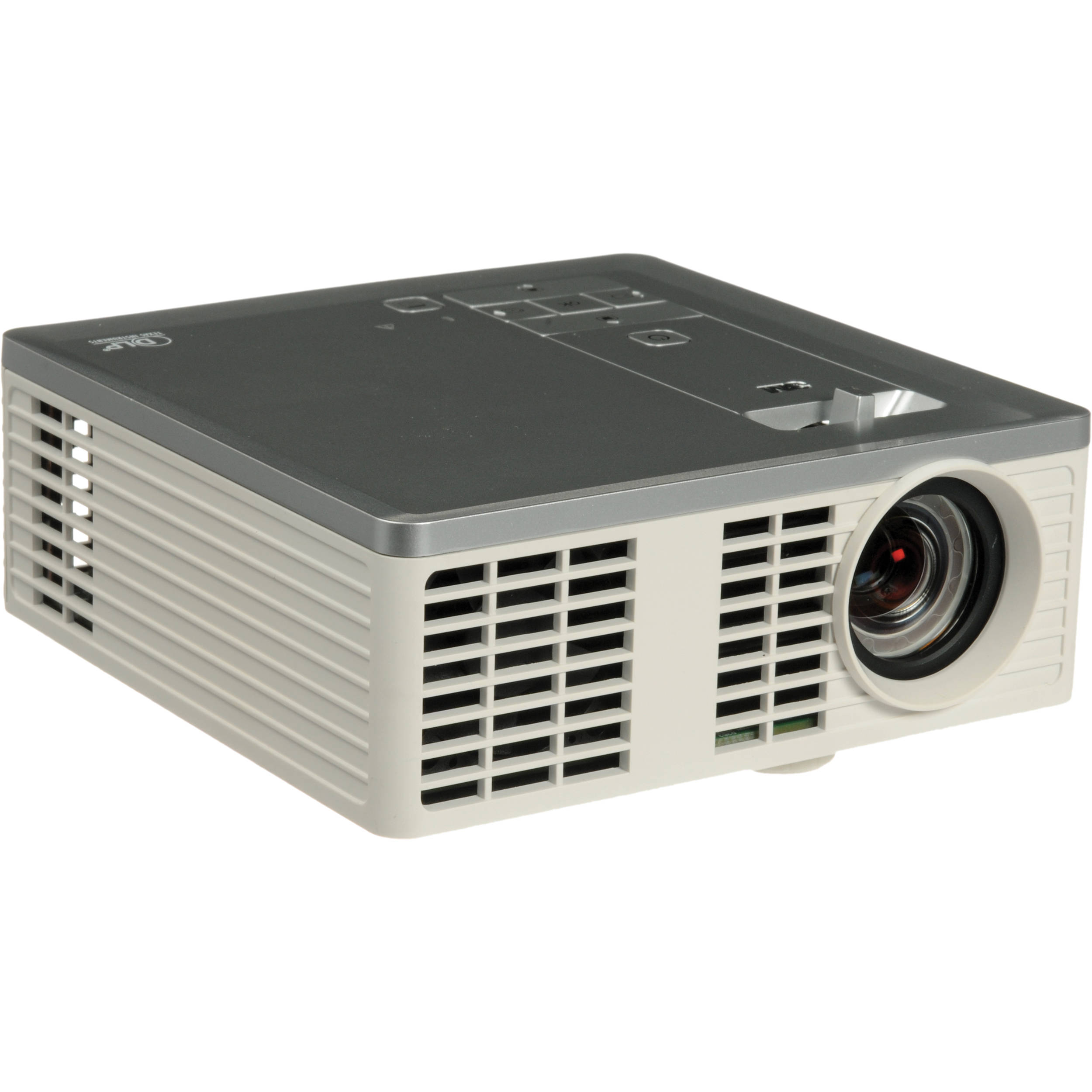 3m mp410 palm sized mobile projectors 8 pack mp410 b h photo for Palm projector