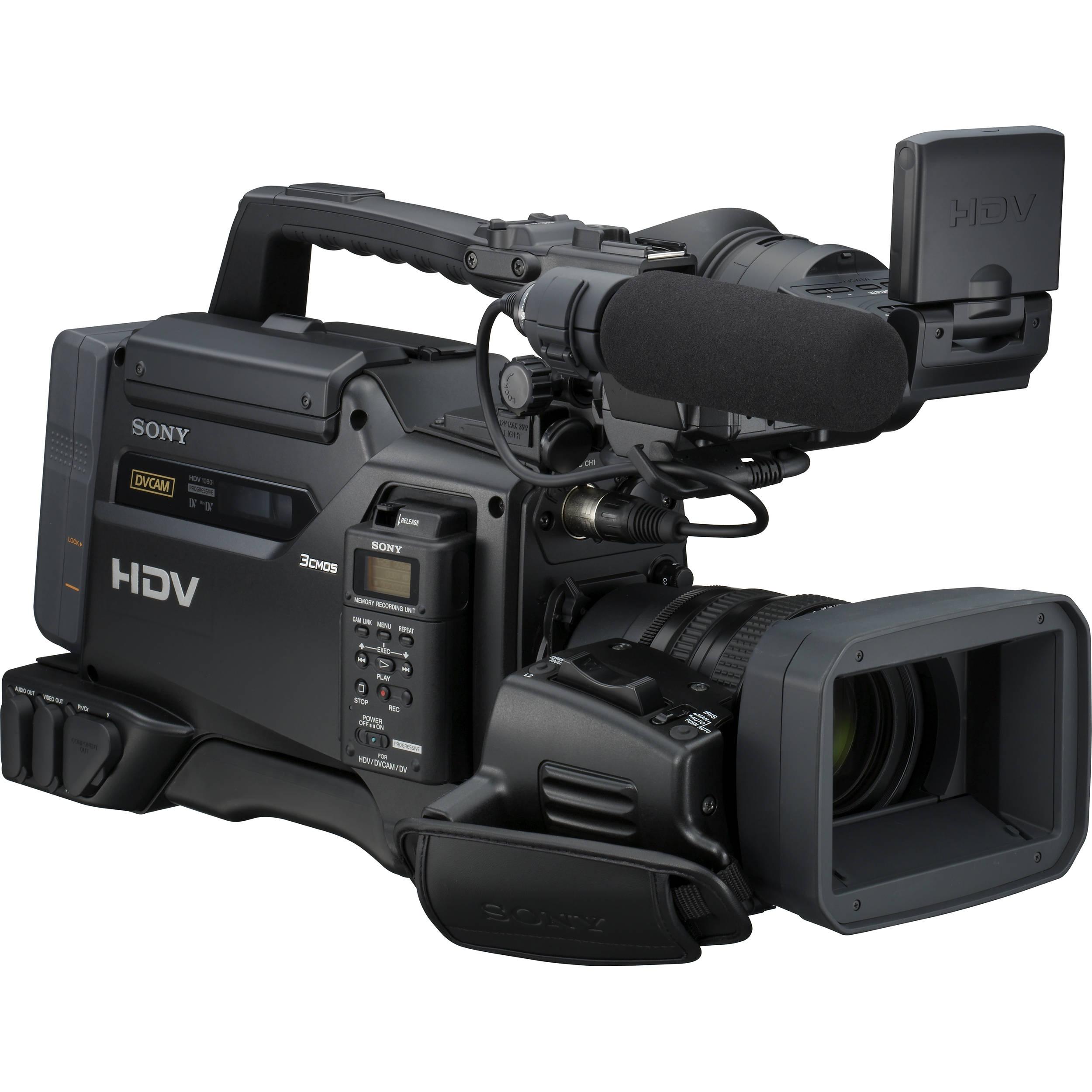 Sony Hvr S270u 1080i Hdv Camcorder Hvr S270u B Amp H Photo Video