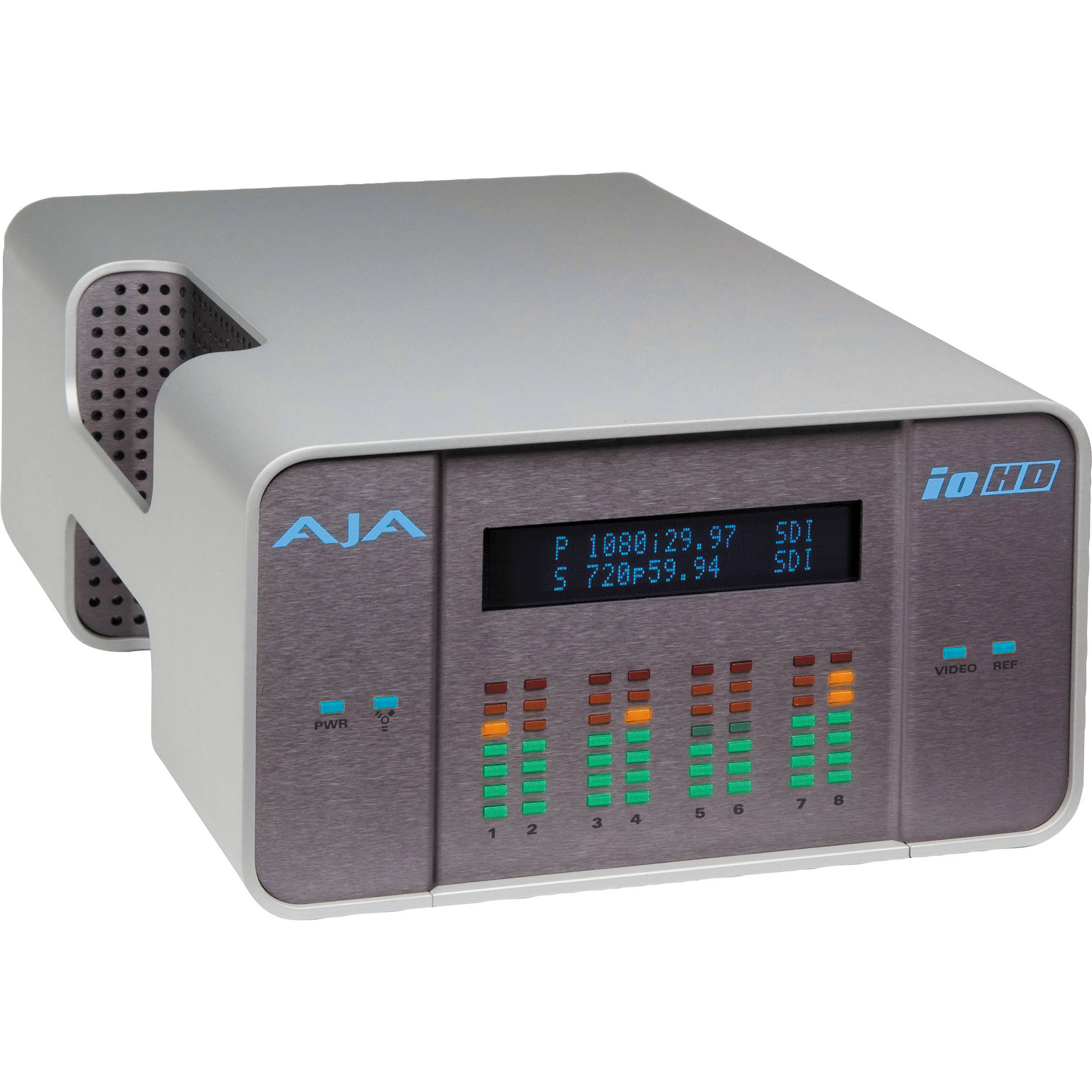 AJA IoHD FireWire-800 Analog/Digital Capture Device IO HD B&H