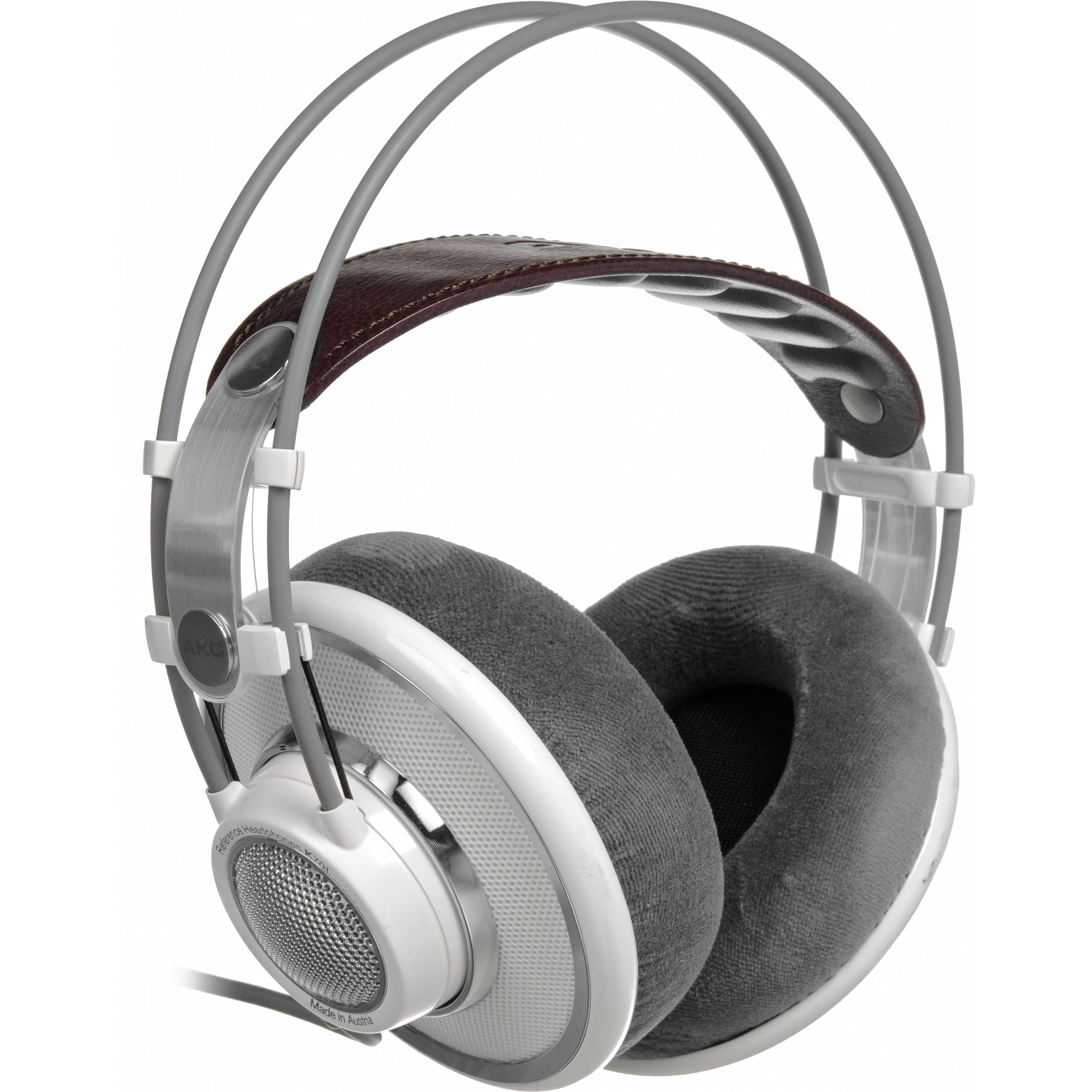 c663a3ff72b AKG K701 Reference Headphones 2458X00180 B&H Photo Video