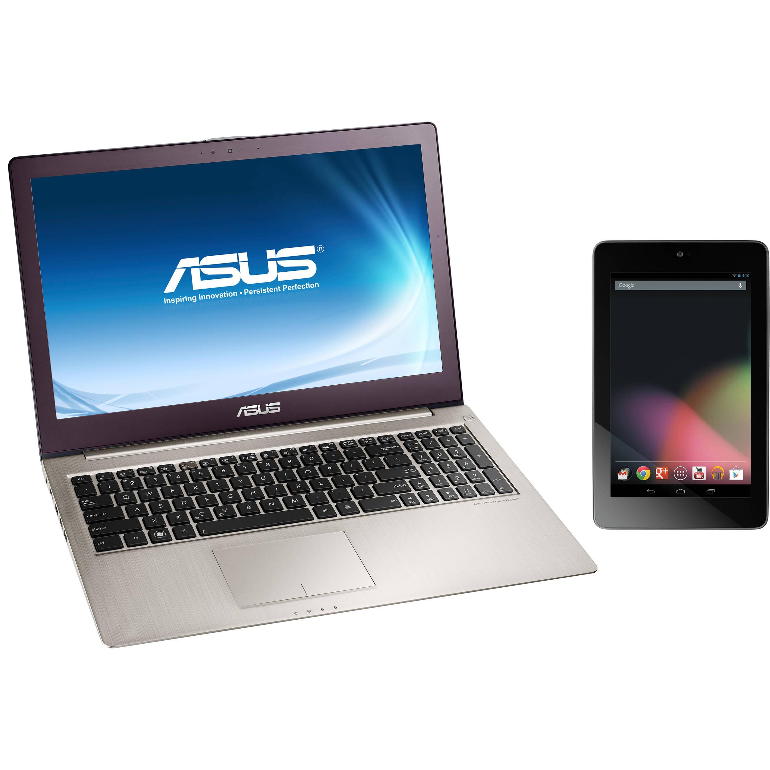Asus UX51VZA Drivers Mac