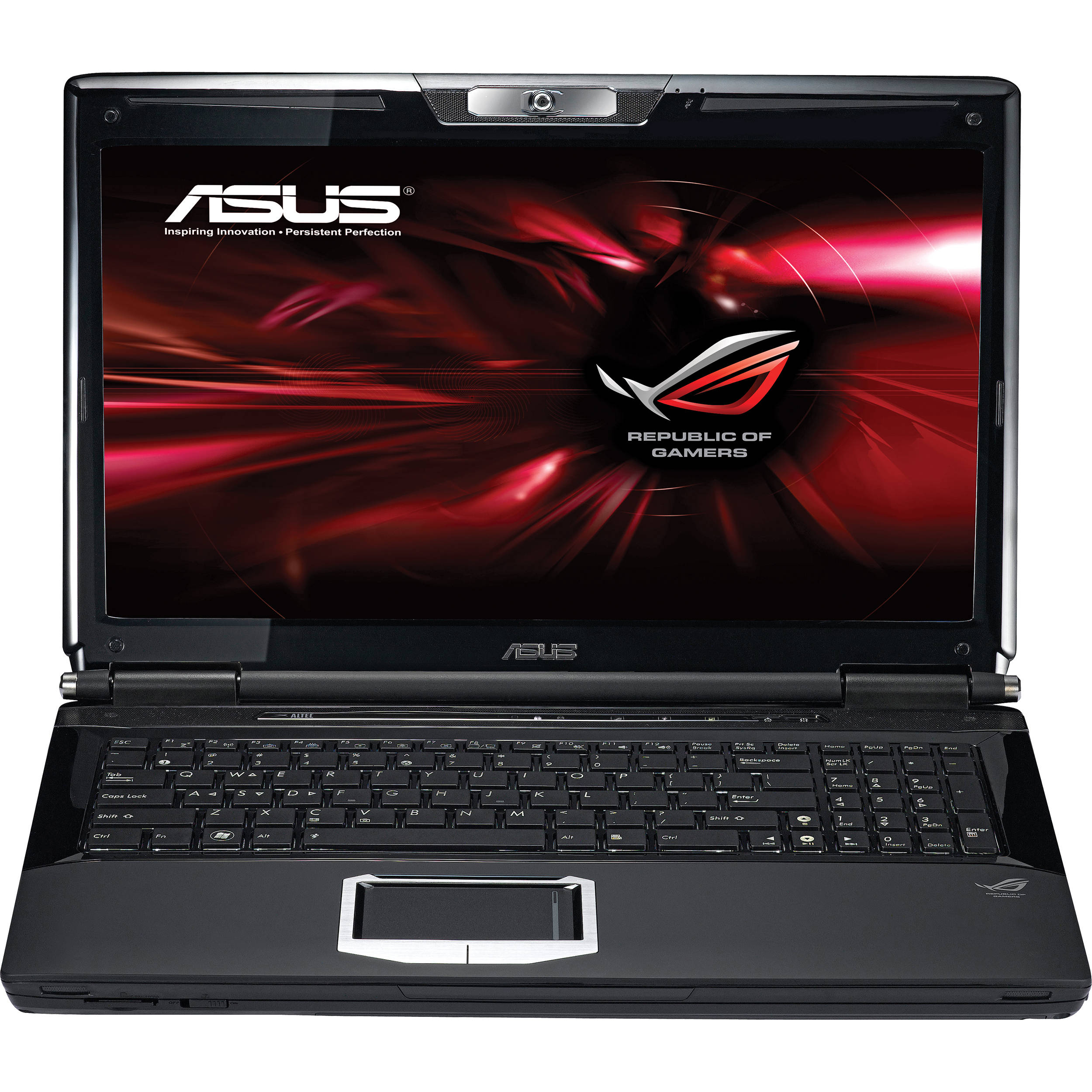 DRIVER: ASUS G51JX INTEL RAPID STORAGE