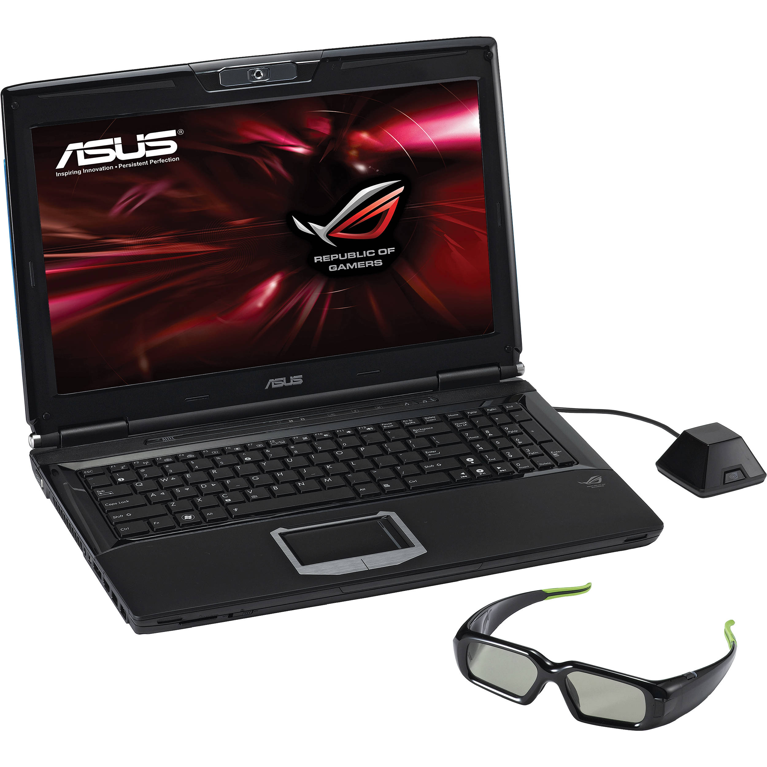 Download Drivers: Asus G51J 3D Notebook