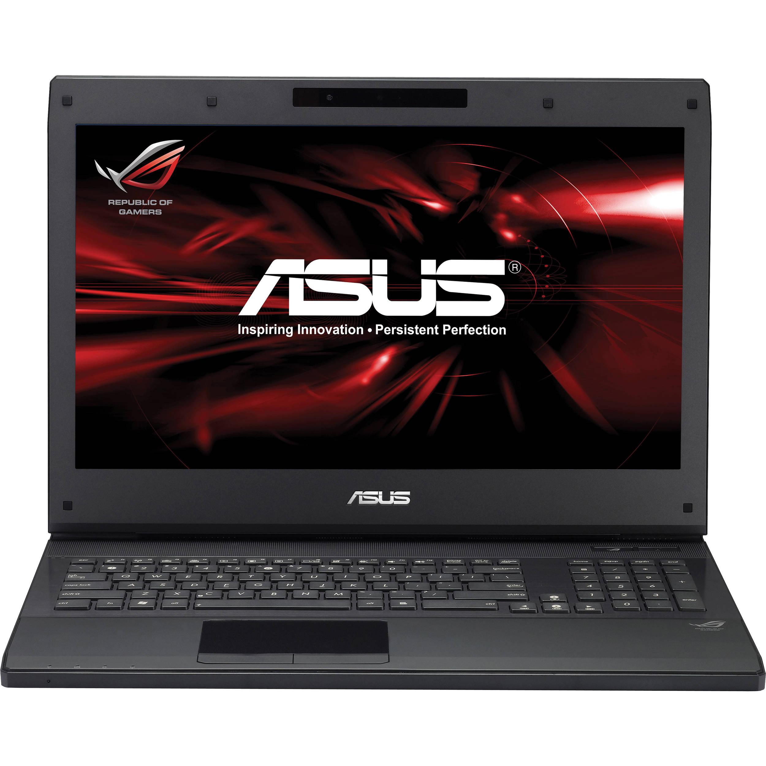 asus g74sx a2 17 3 notebook computer black g74sx a2 b h rh bhphotovideo com Asus G74SX Driver Asus G50