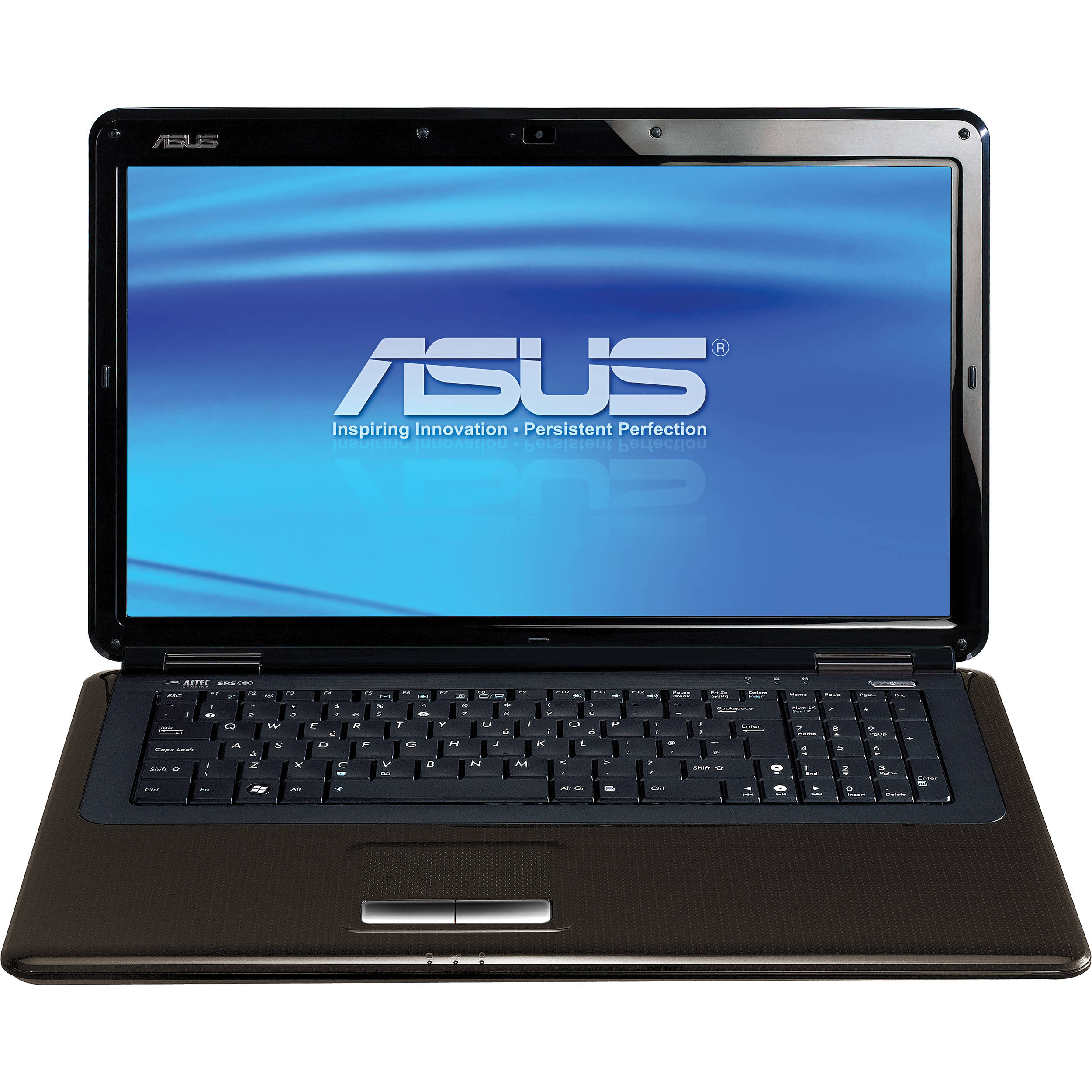 Asus K70IO Notebook Chicony CNF 7129 CL Camera Windows 8 X64