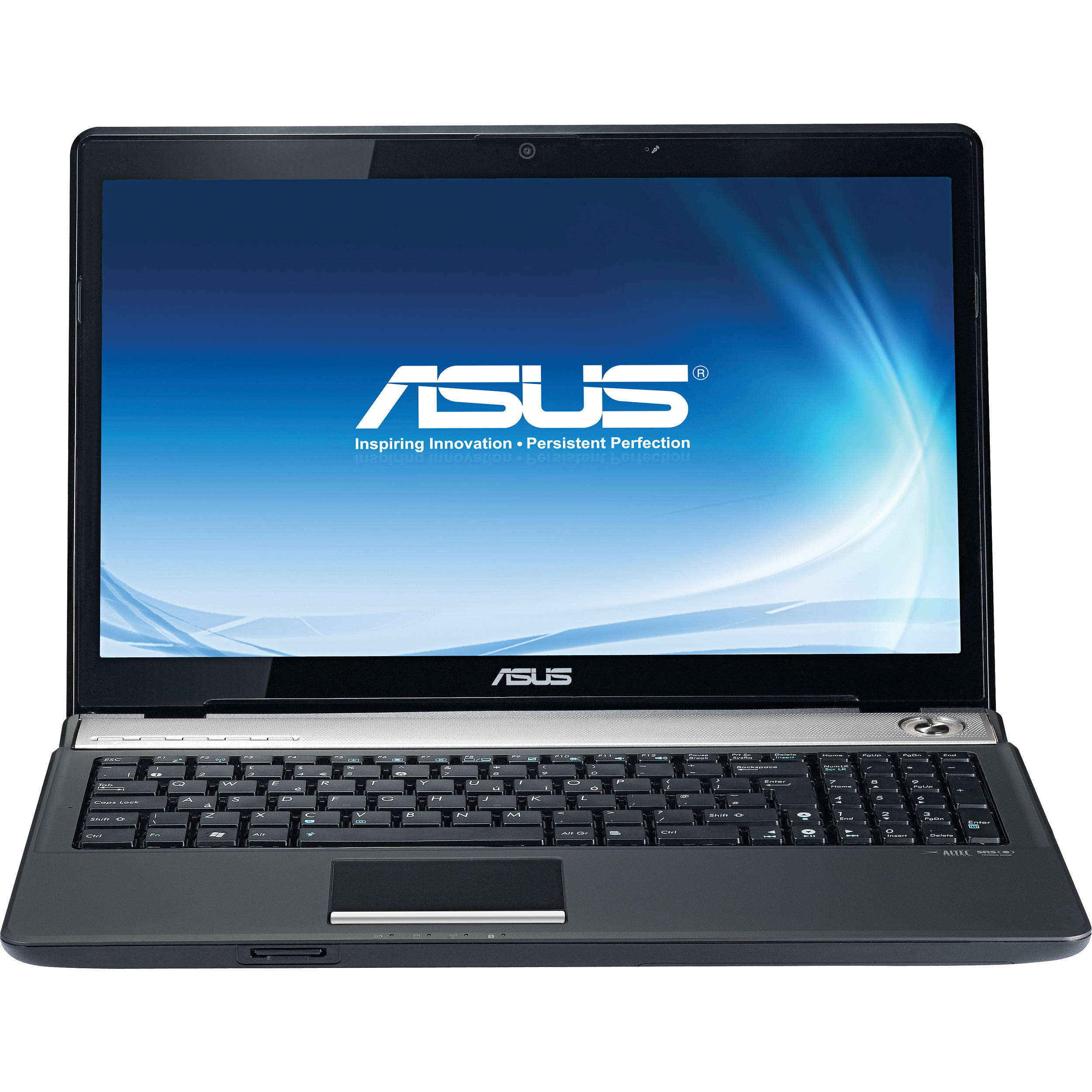 Asus N61Jq Notebook ATK Media Windows 8