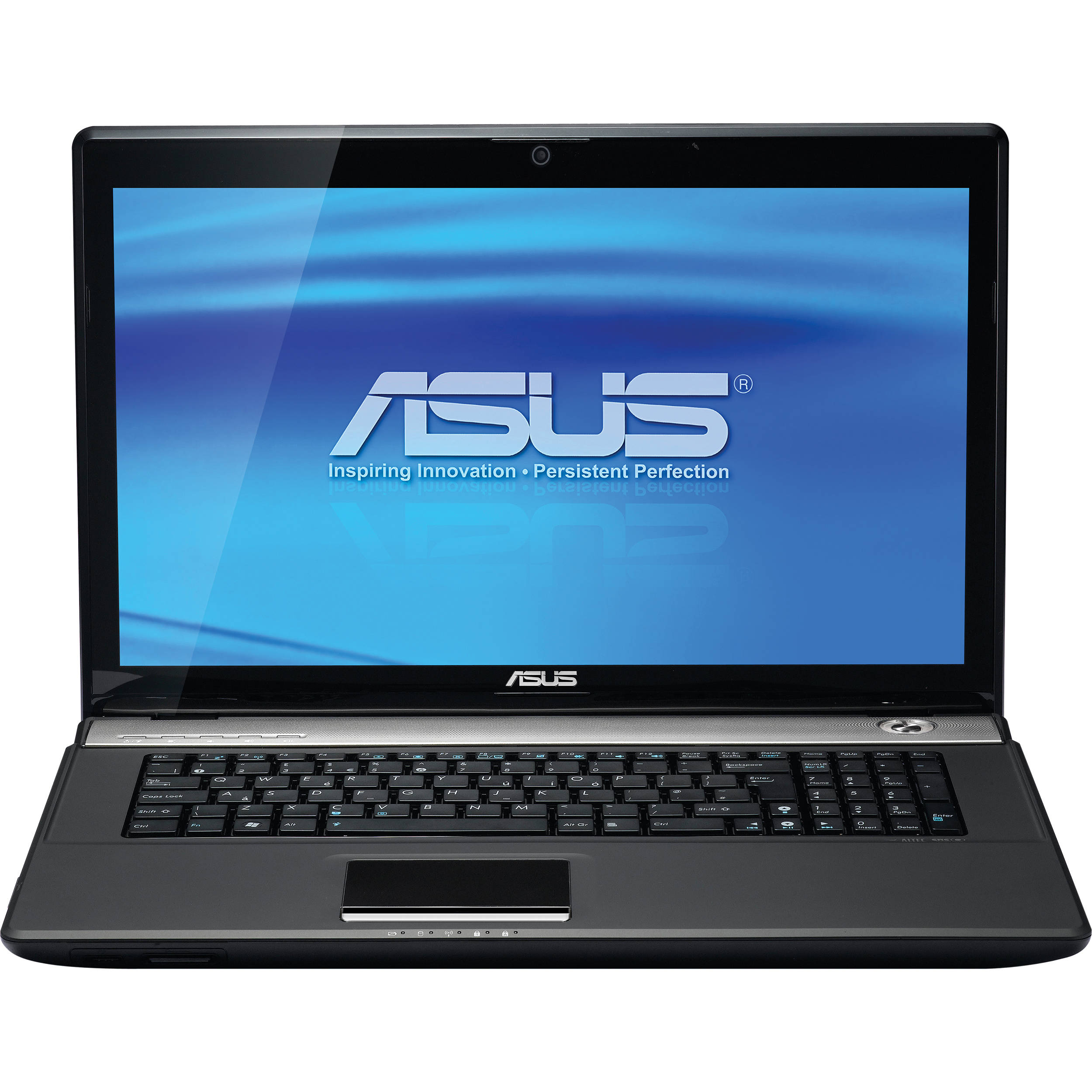 ASUS N71VN NOTEBOOK DRIVERS WINDOWS