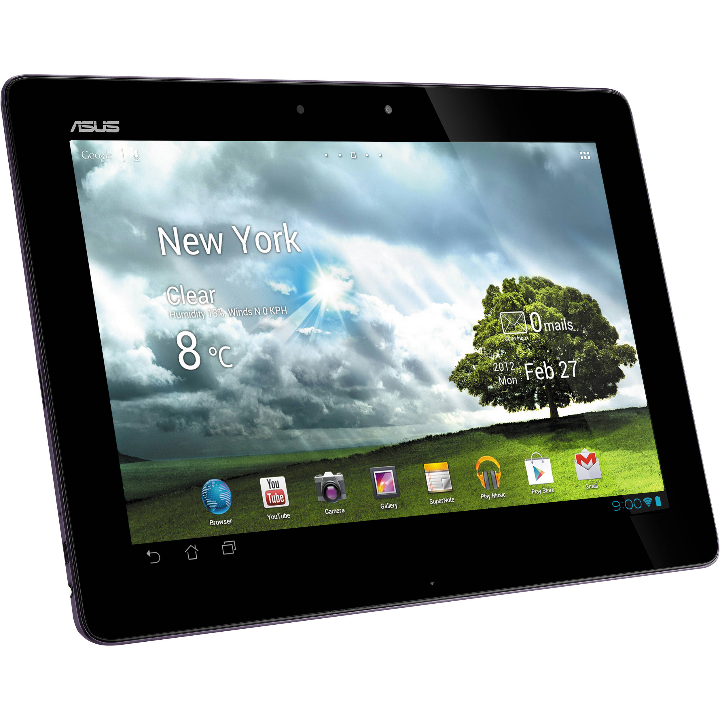 asus 32gb transformer pad infinity tf700 10 1 tf700t b1 gr rh bhphotovideo com Best Case for Asus TF700 Asus Tf700 Review